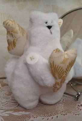 плюшевая игрушка кот сердечко