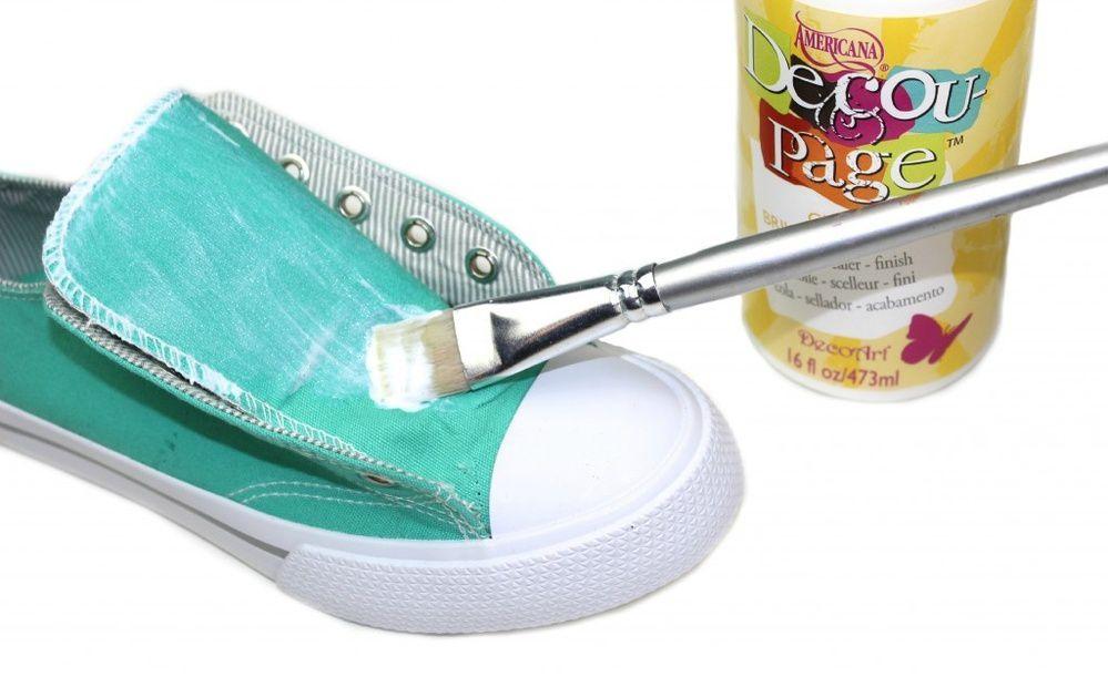 ткань обувь идея одежда кеды переделка кроссовки