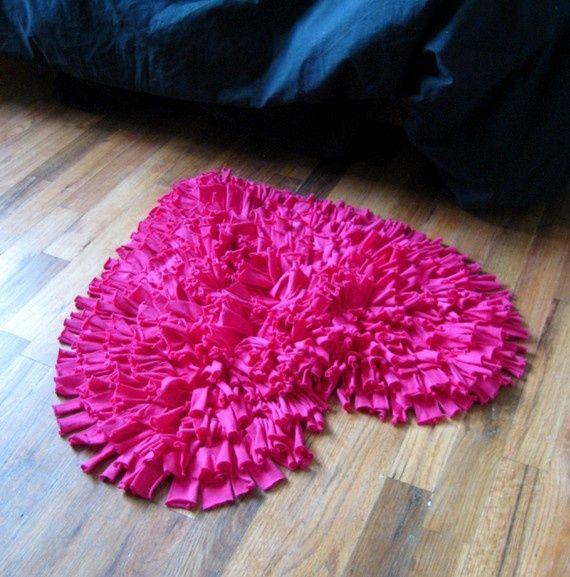 коврик вязание пряжа крючком