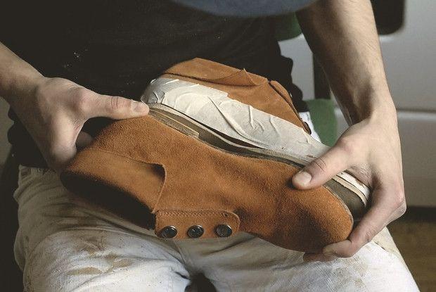 Обувь своими руками 23