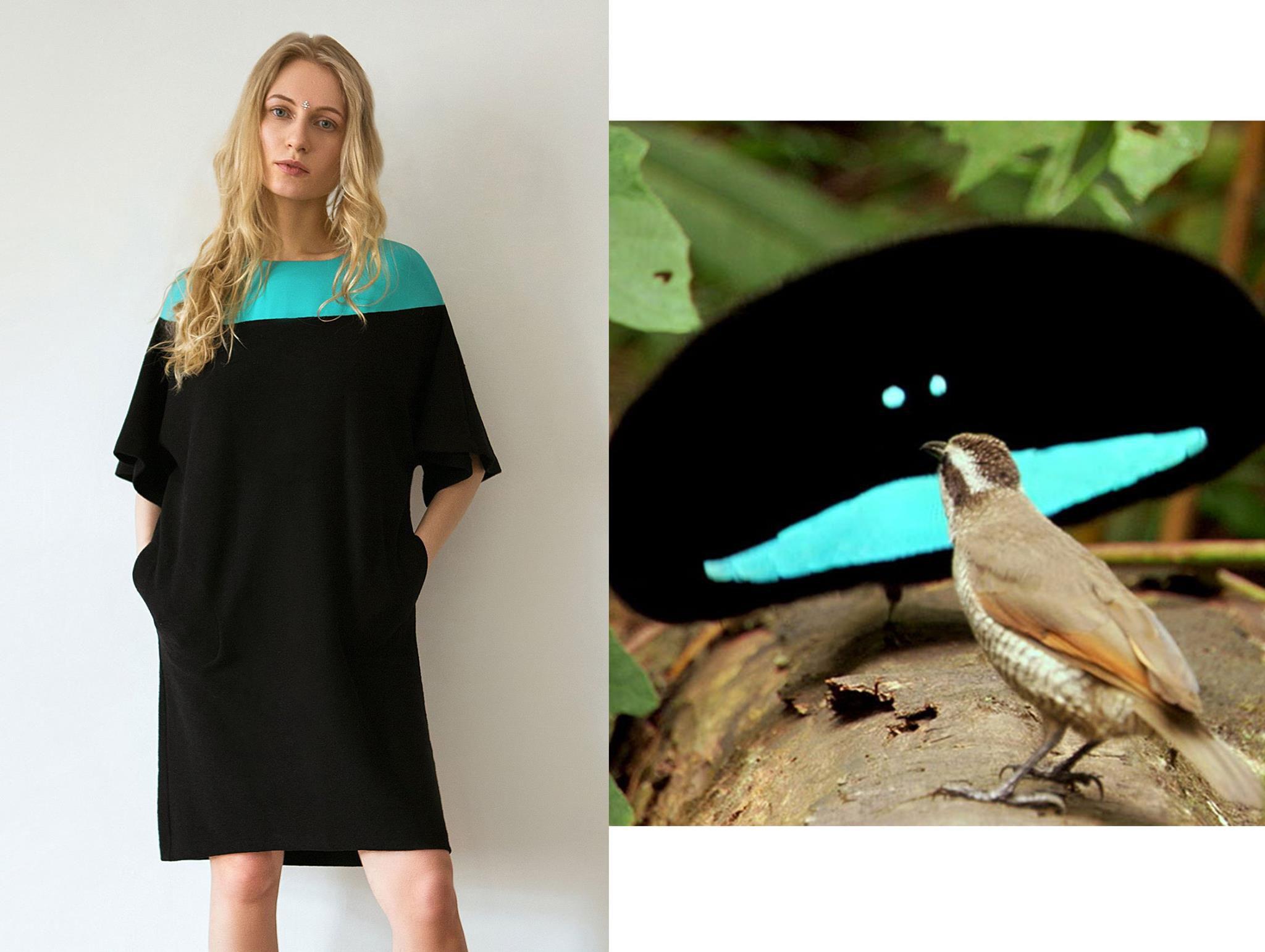бренд ksusharaikova одежда платье