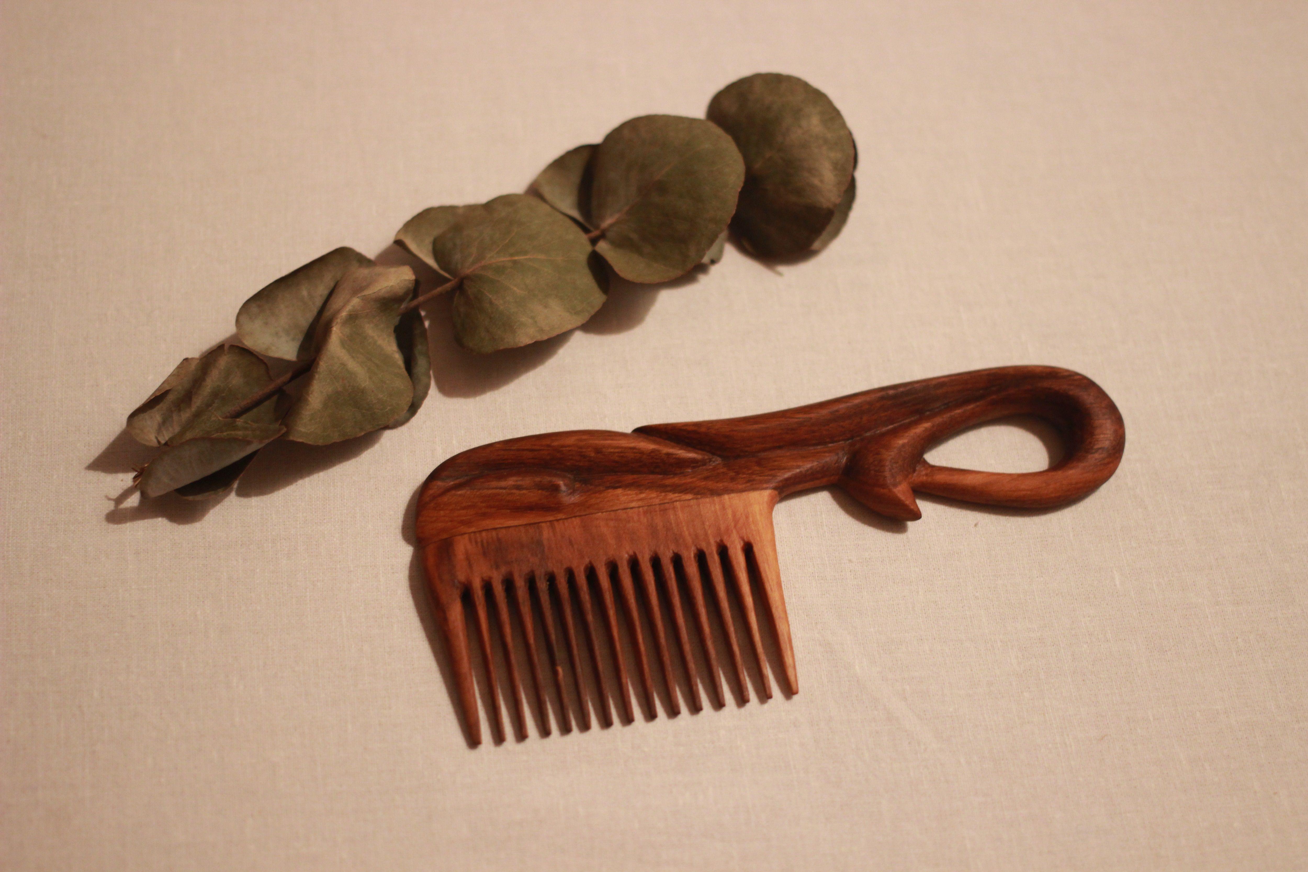 девушки расческа девушке деревянная деревянный набор резная женщины для заколка подарок женщине дереву резьба