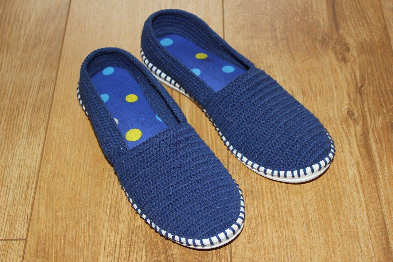 обувь слипоны вязаная вязаные