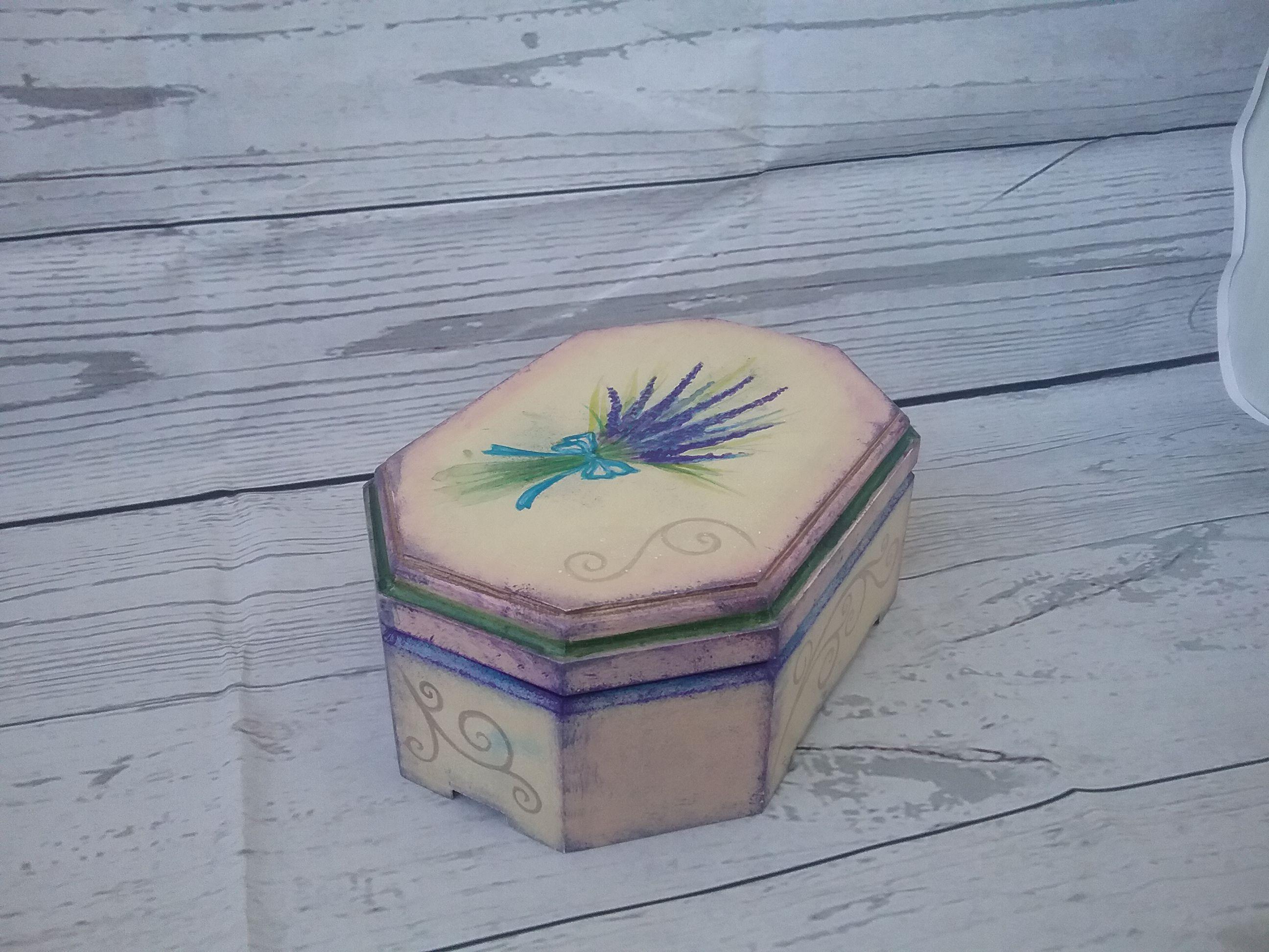 яйцо дерево пасха роспись набор прованс шкатулка лаванда
