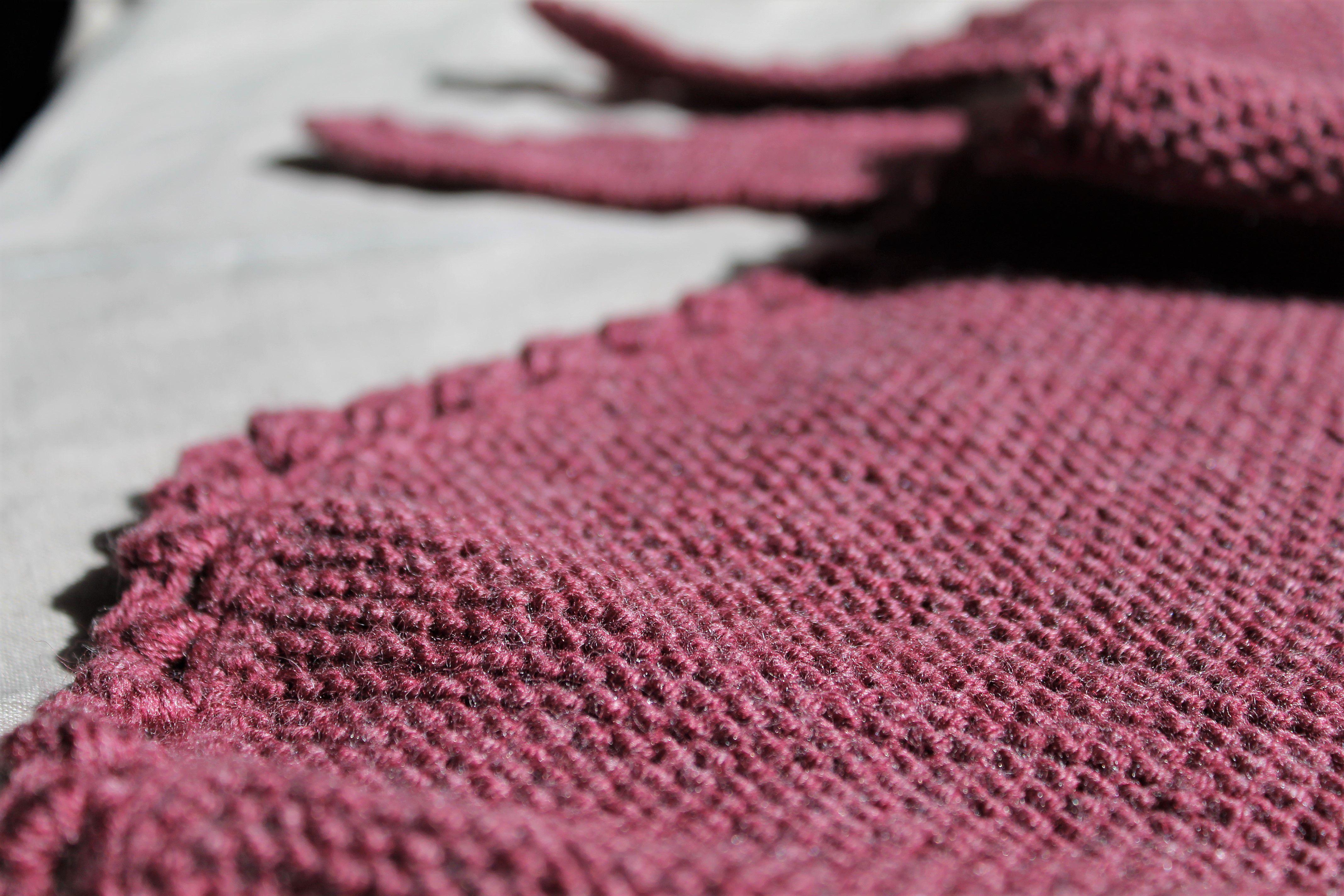 бактус вязание