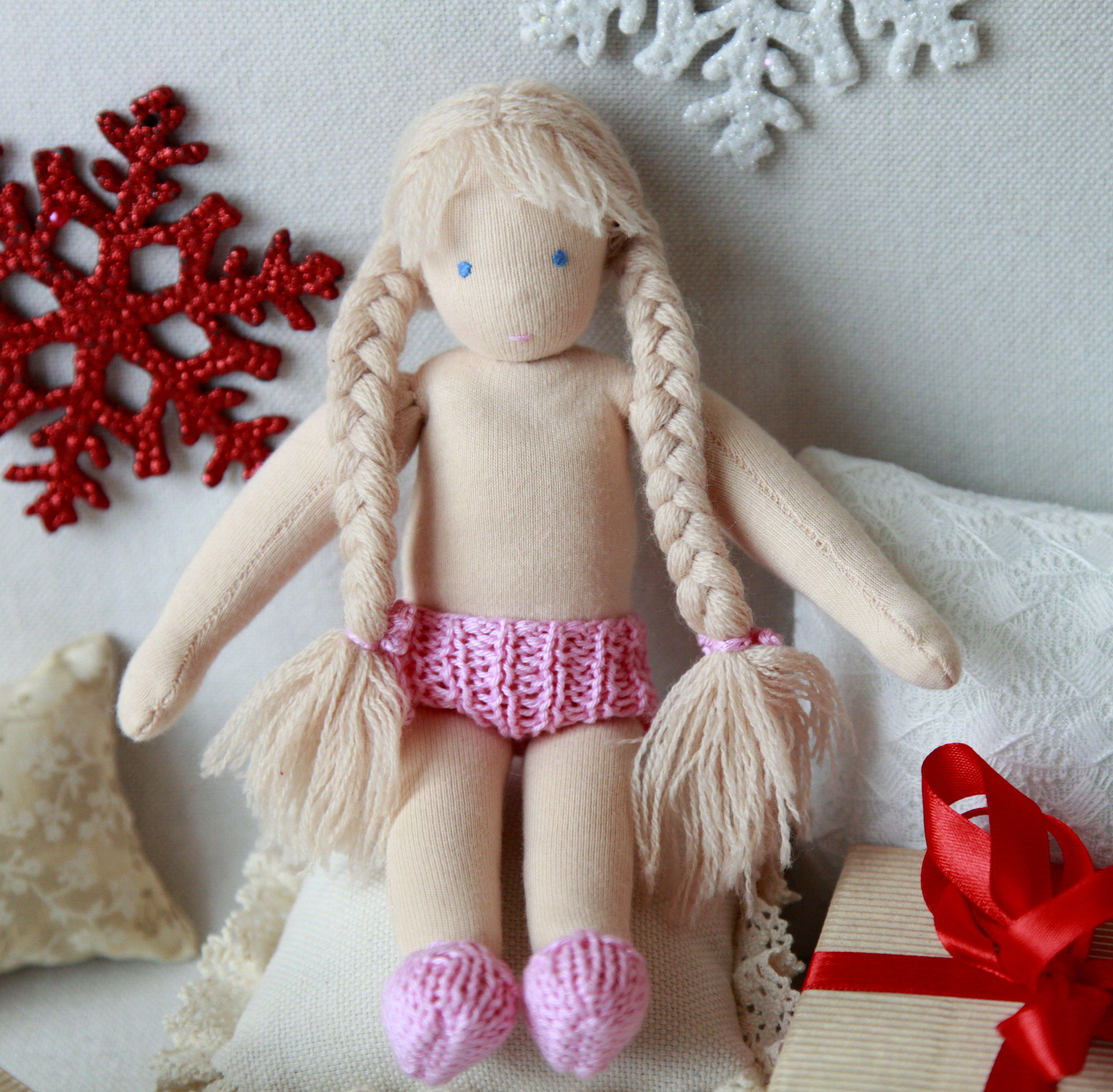 кукла вальдорфская