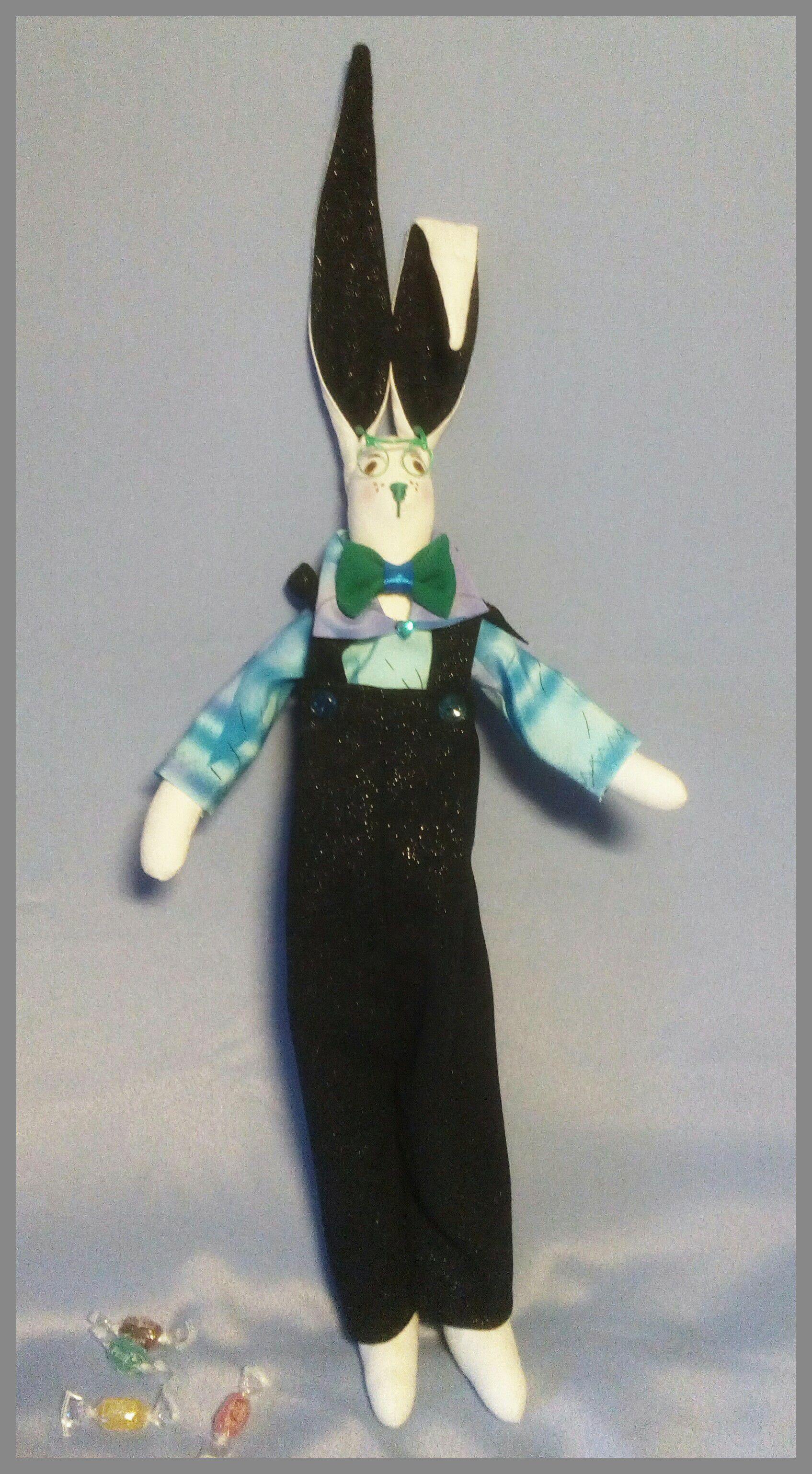 рукоделие подарок многозаек кукла игрушка интерьерная