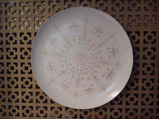 pointtopoint тарелка роспись подарок