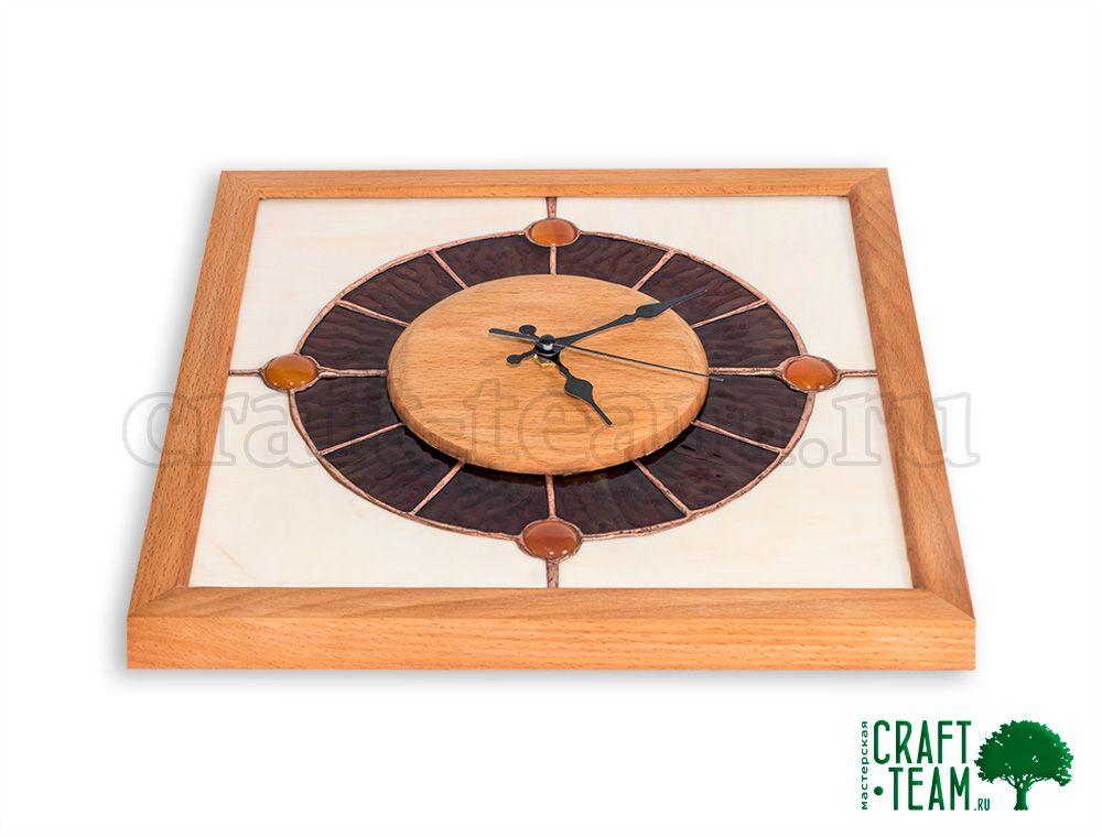 бук витражное интерьер кварцевые настенные часы стекло тиффани витраж