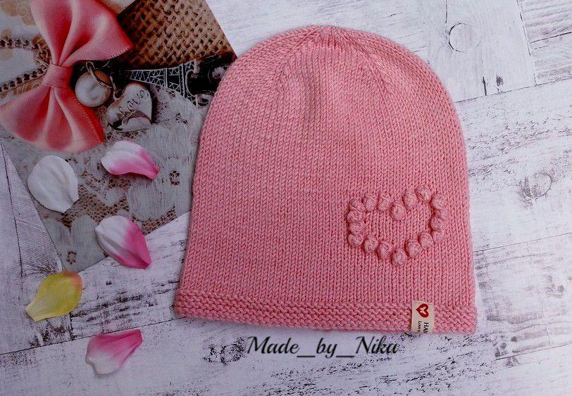 ручнаяработа мода длядетей длямальчика стиль шапка аксессуары детям головныеуборы вязаная шапочка назаказ малышам длядевочки спицами