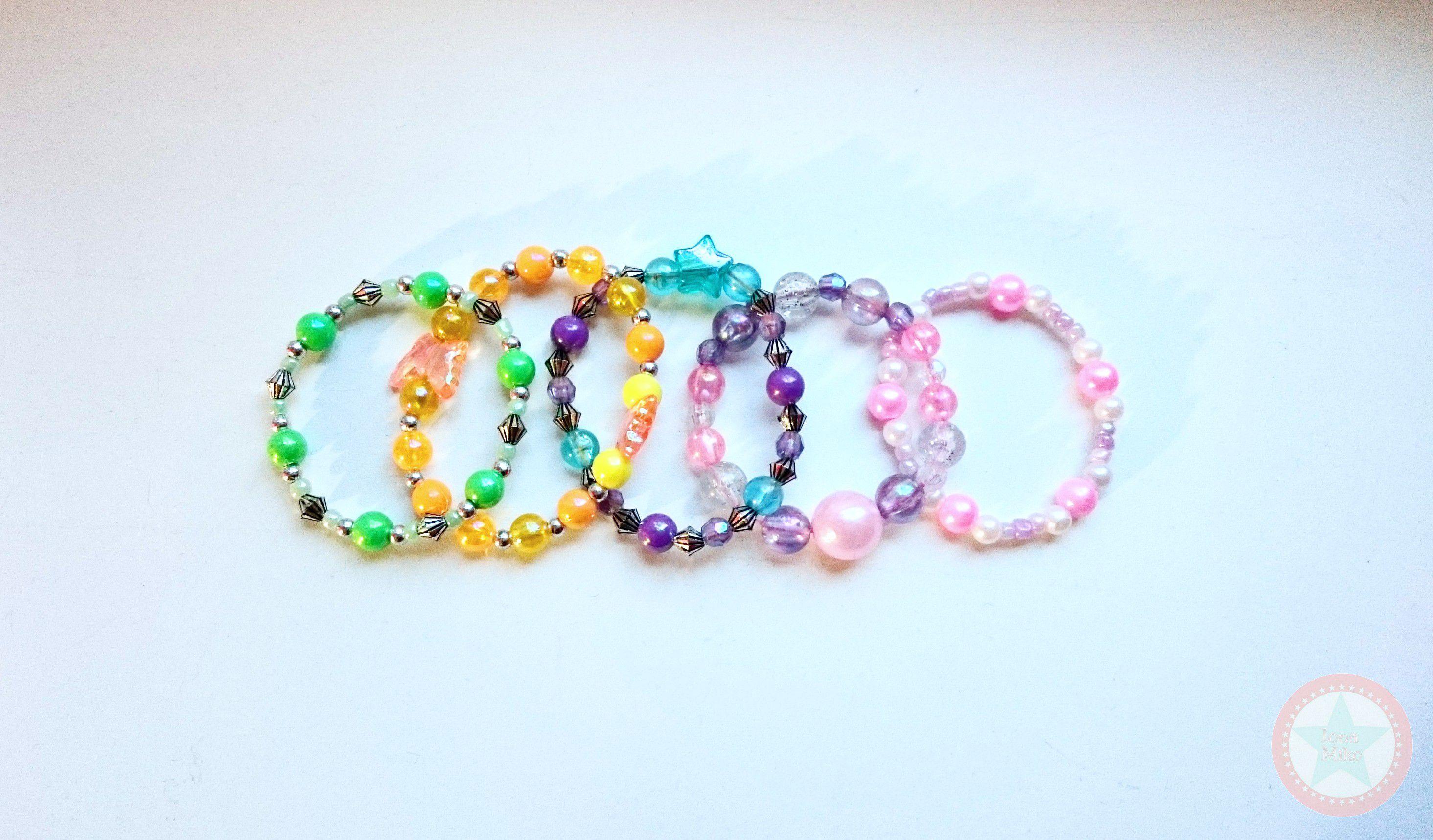 вещи бусы браслет браслеты украшение милые цветные
