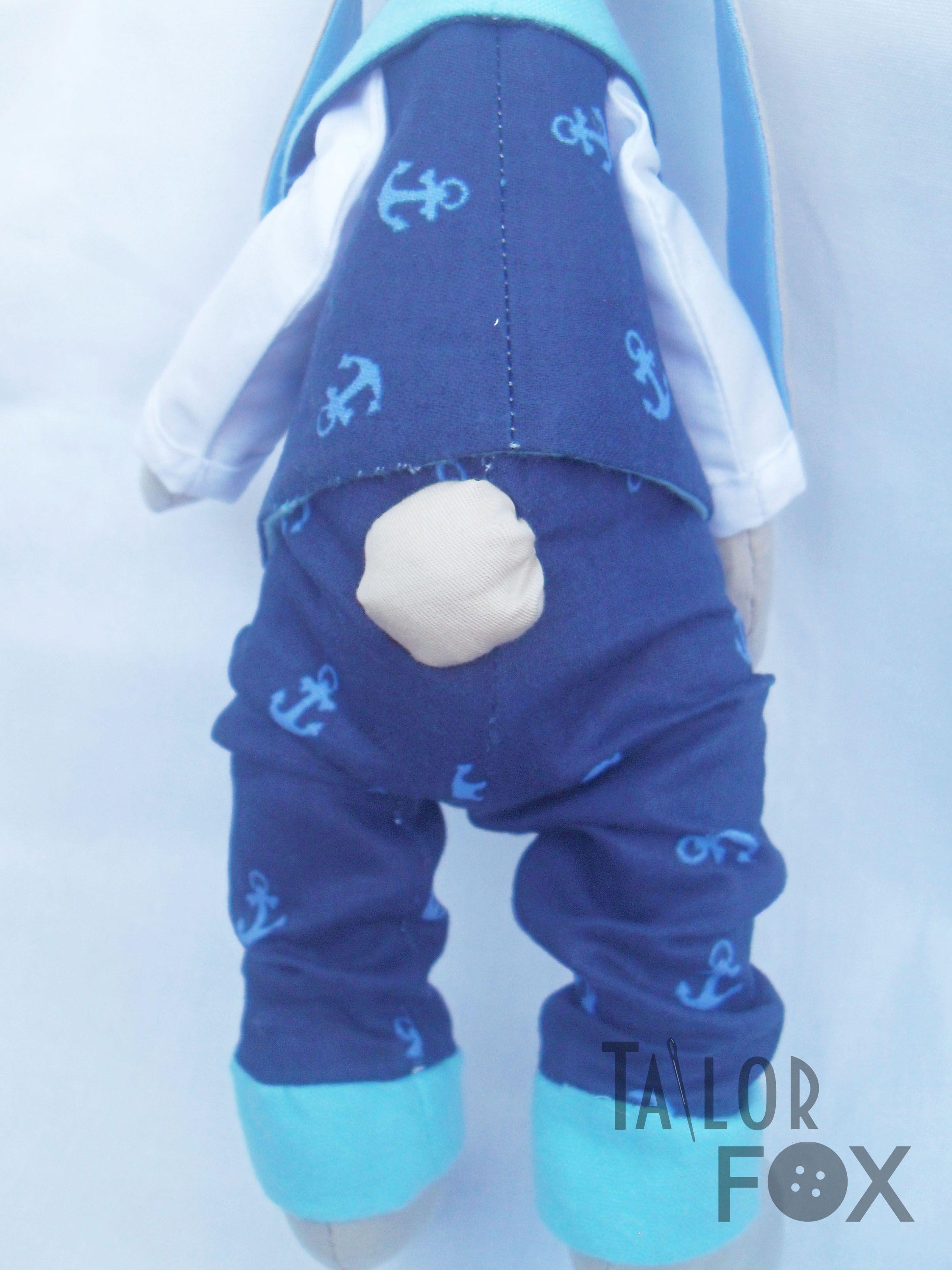 игрушка мягкиеигрушки голубой тильда подарок зайцмальчик заяцвголубом зайцтильда зайц