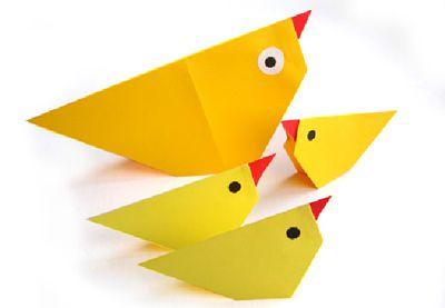 Оригами для детей 5