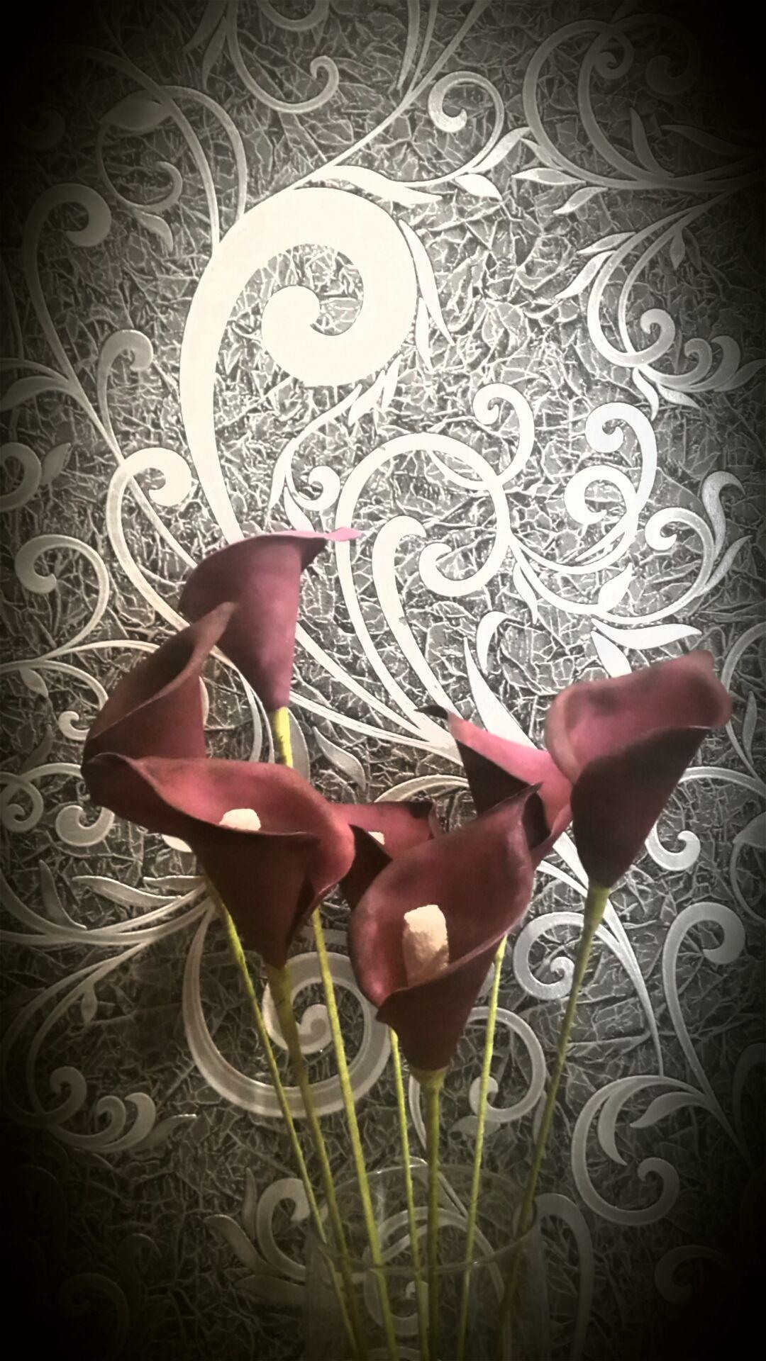 каллы длядома подарки искуственныецветы ручнаяработа