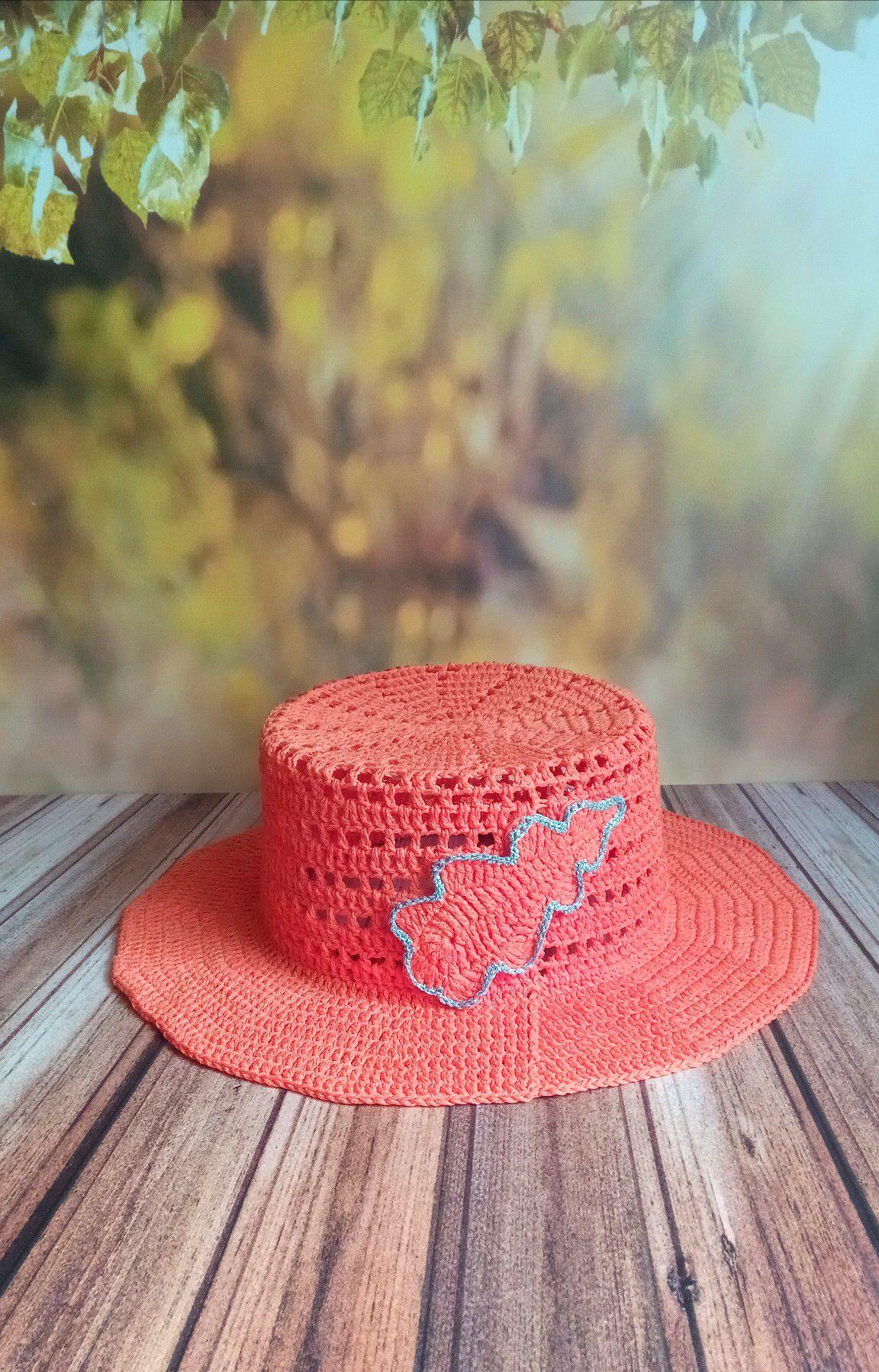 шляпки вяжукрючком вязаныесумки