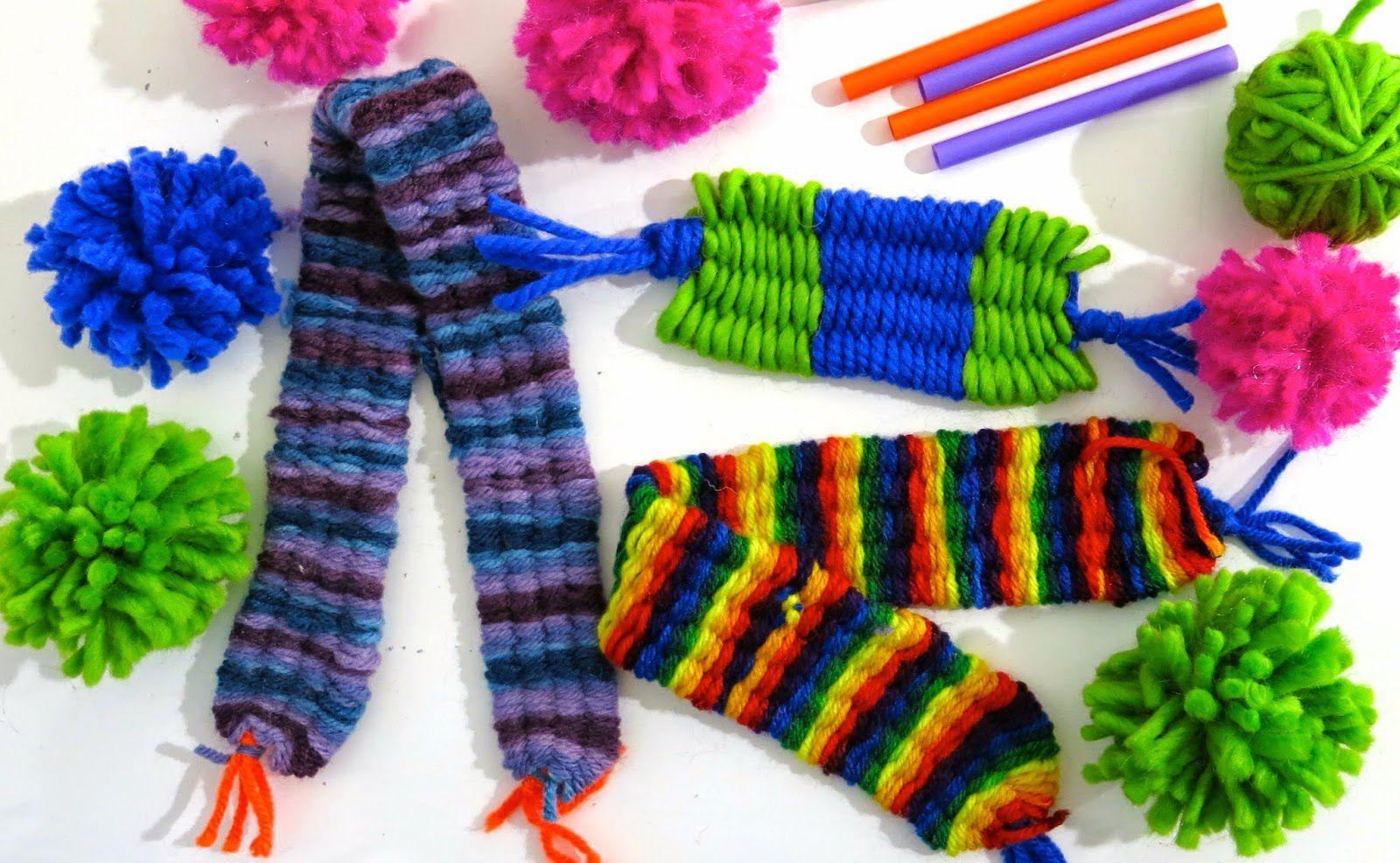 сам детирукамибытукрашениябраслетысвоимиподарки ткачество детьми с занятия для сделай детей