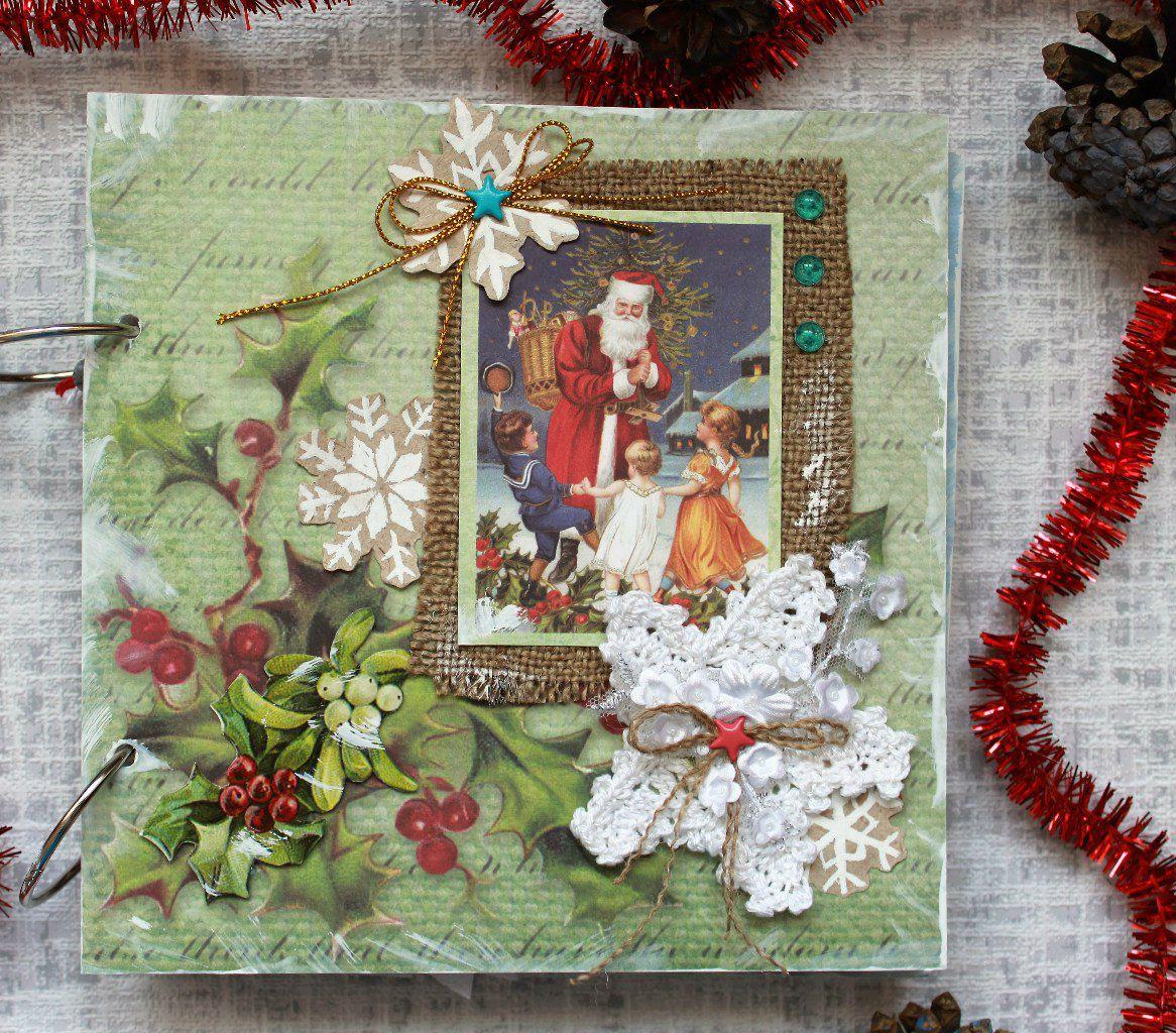 родители фотографии новый handmade ручная праздник альбом скрапбукинг работа год подарок