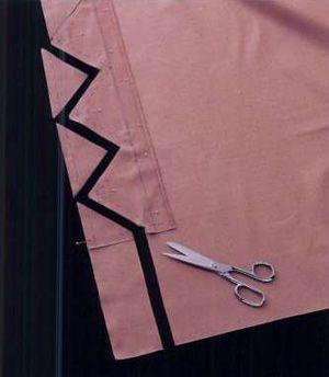 Как сшить шторы своими руками 4