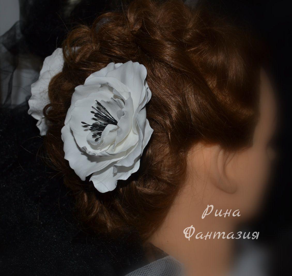 снег ринафантазия цветочныеоблака зажимдляволос длядевочки дляженщины украшенияручнойработы цветыизфоамирана