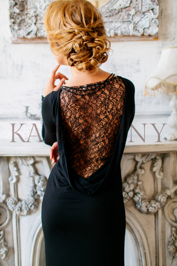 платьеажурное платьетрикотажное kapachiny платьечерное капачини платье