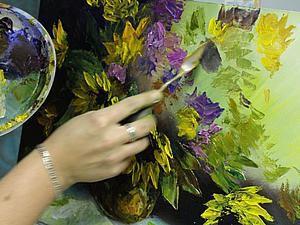 картинадляинтерьера картинамаслом картиназатричаса маслянаяживопись мастеркласспоживописи 2009 мастеркласс масло картина