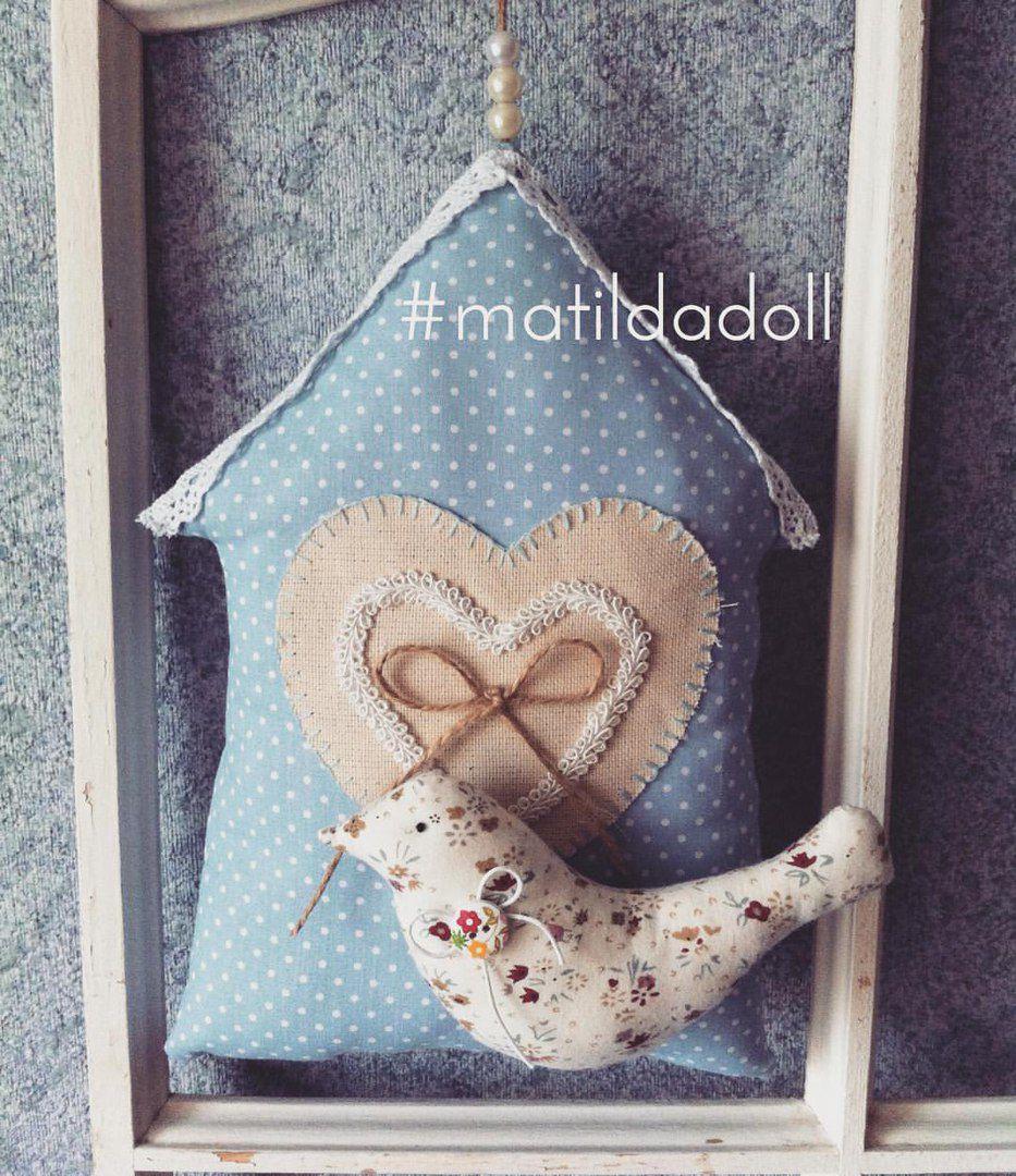 подушки декор интерьер подушкискворечники подушкидомики birdhouse