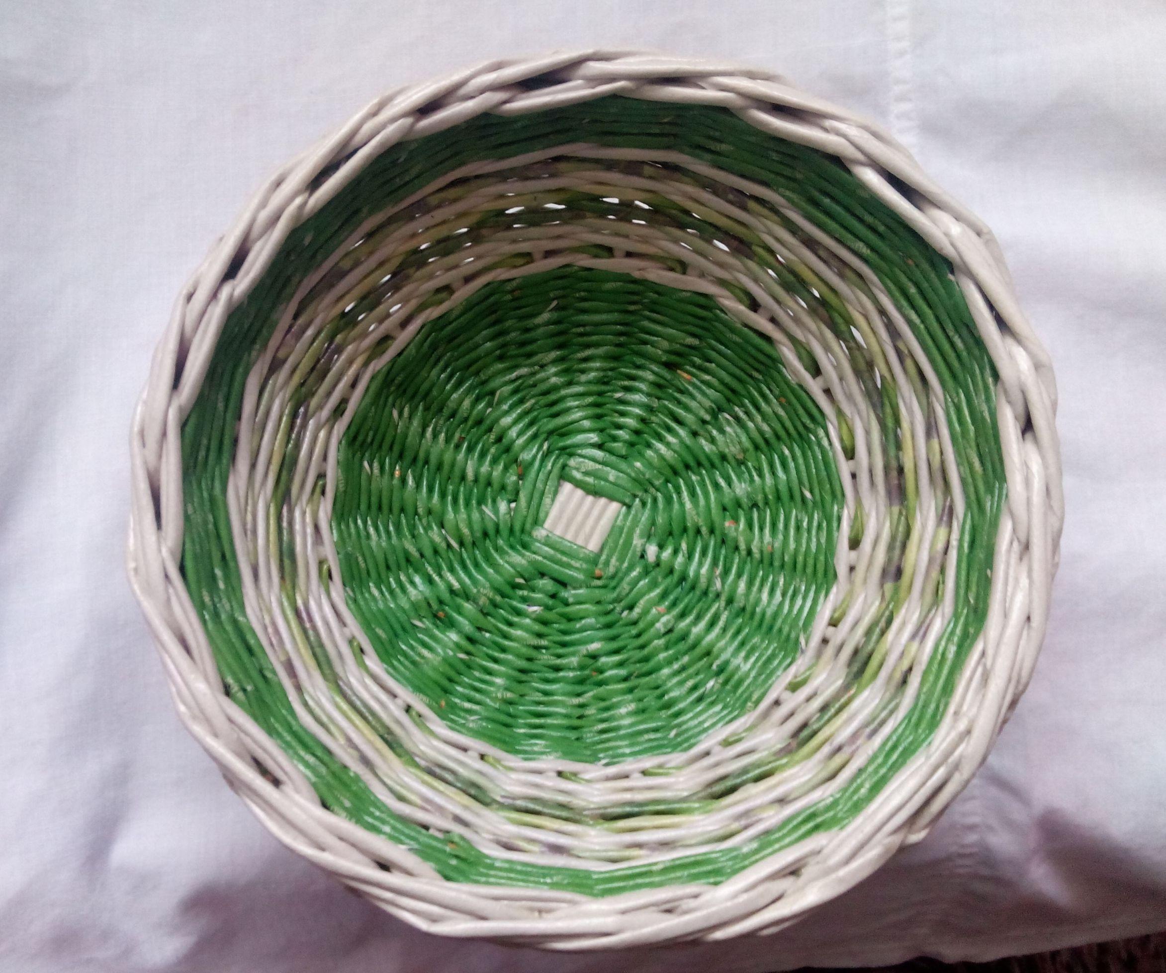 газетная тарелки газетных блюда трубочек посуда дома утварь и лоза подарки изделия декоративная для оригинальные кухня интерьер из бумажные кухонная плетеные