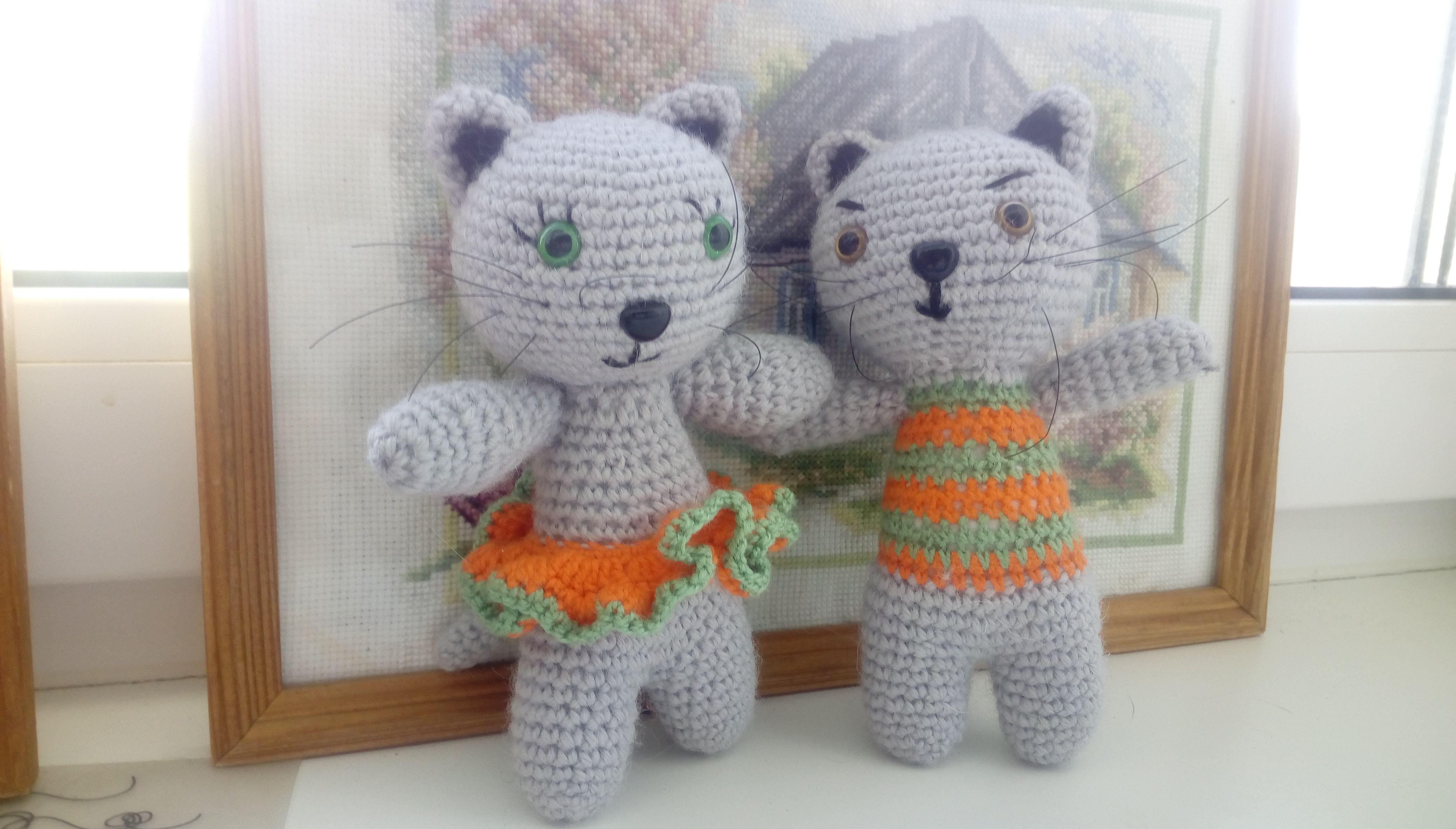 подарки детей вязанеые для игрушки