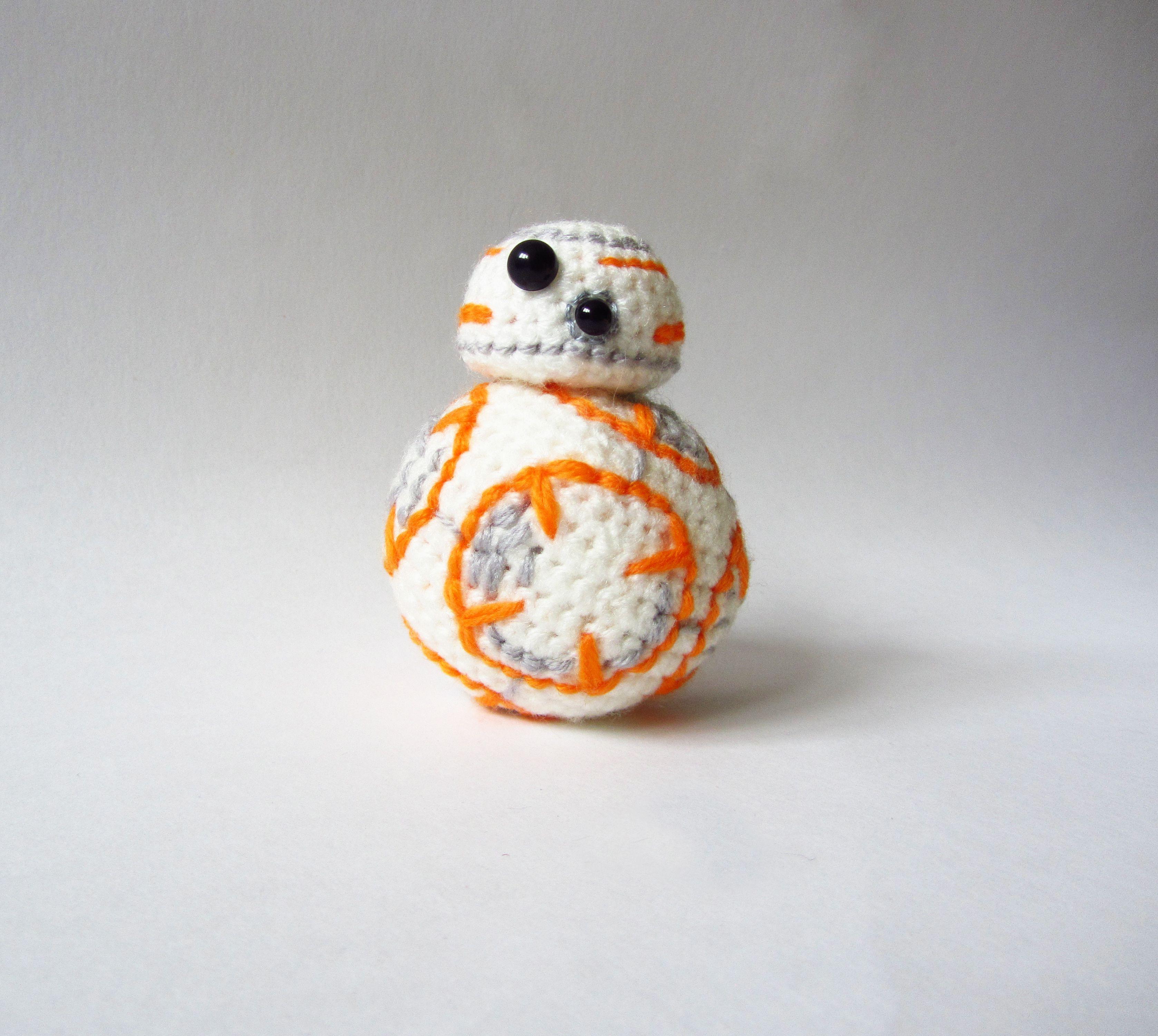 робот амигуруми starwars droid звёздныевойны дроид handmade amigurumi