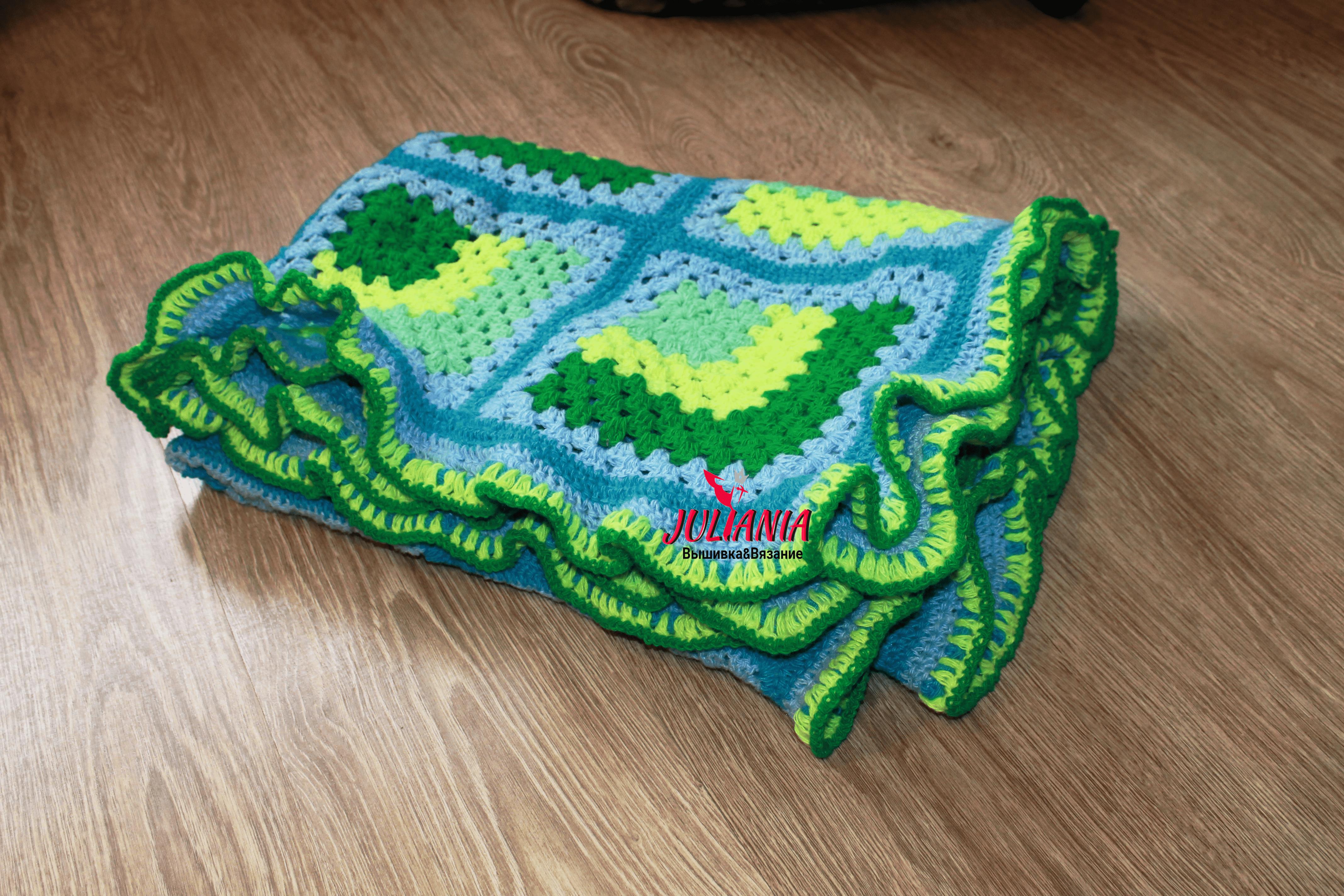 одеяло кроватку ковер детский купить для плед пол вязаный вязаныйплед коврик дома коврикдлядетей зеленый