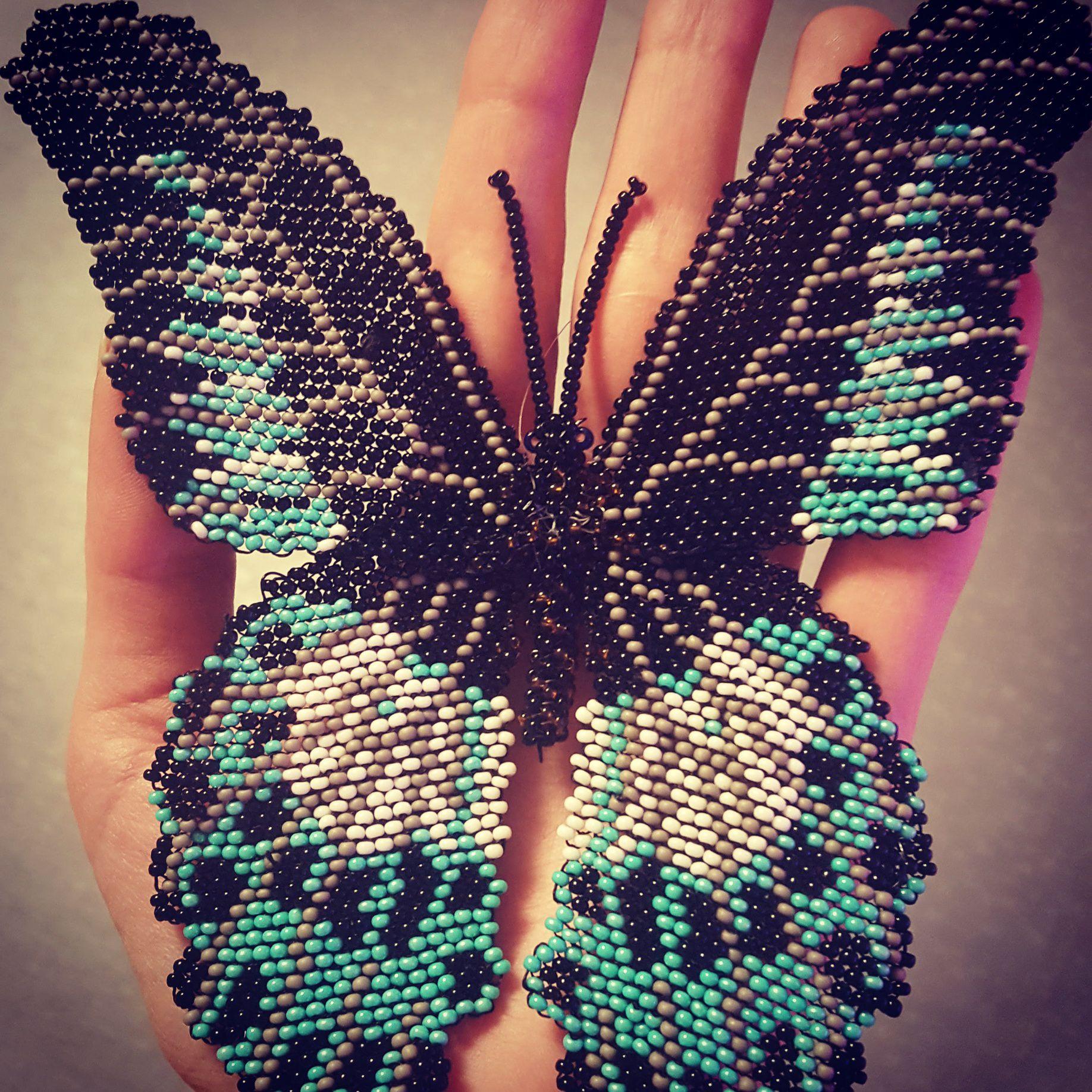 излелияизбсера интерьер украшкние бабочка