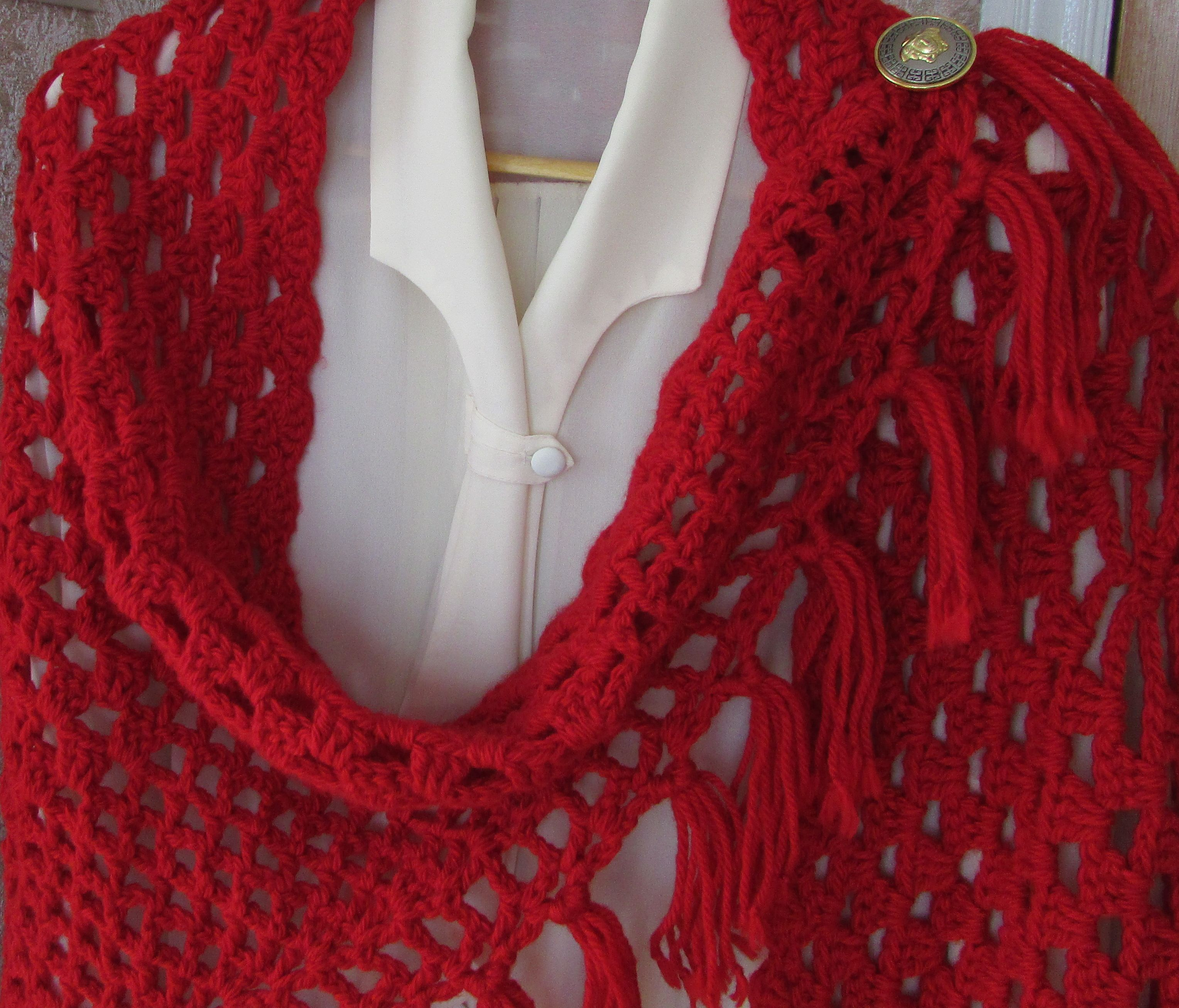 handmade шальаксессуары подарокажурная вязаннаяшаль ручной работышаль крючкомшалишаль шальшаль