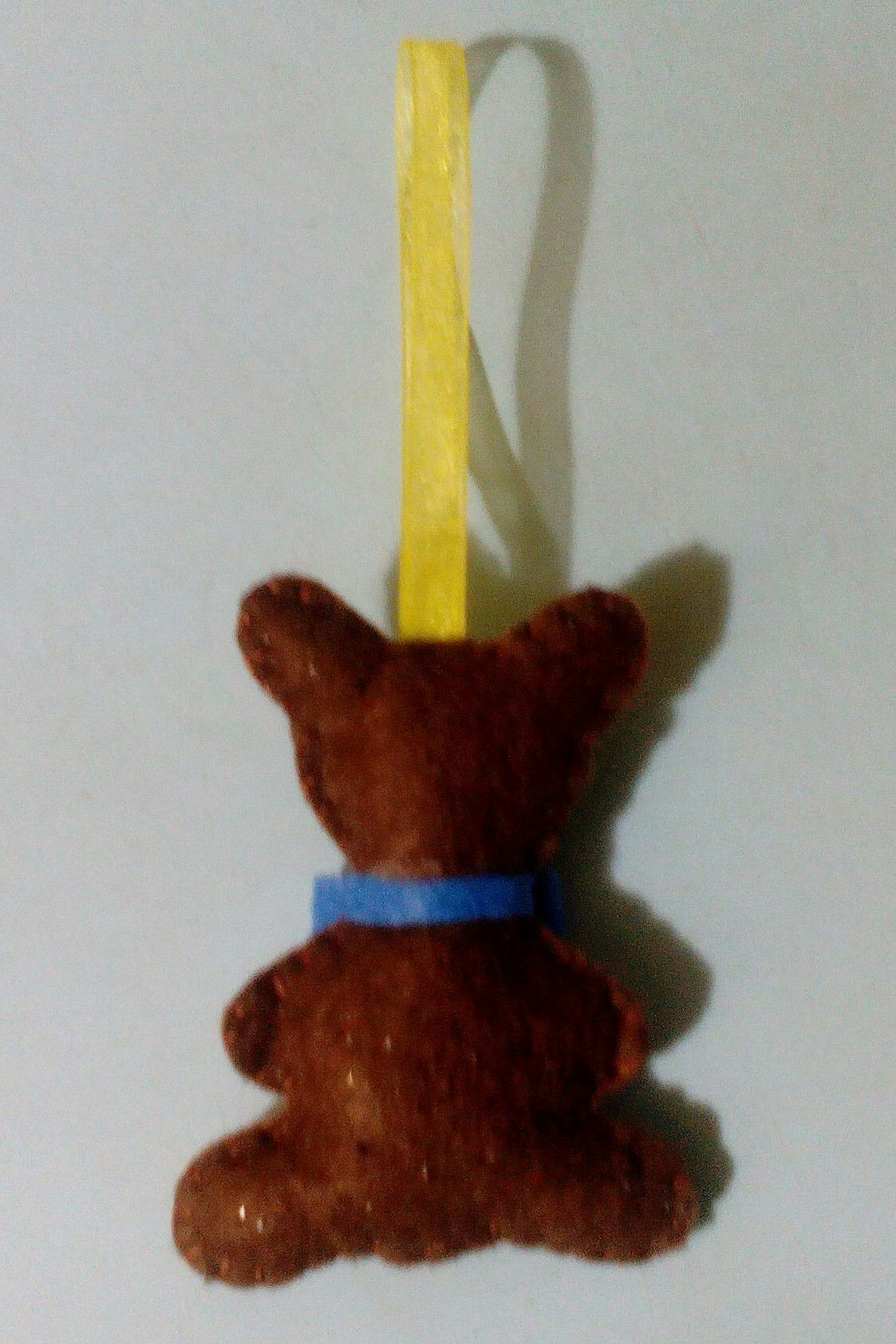 лента медвежонок синтепон нитки мулине фетр подарок
