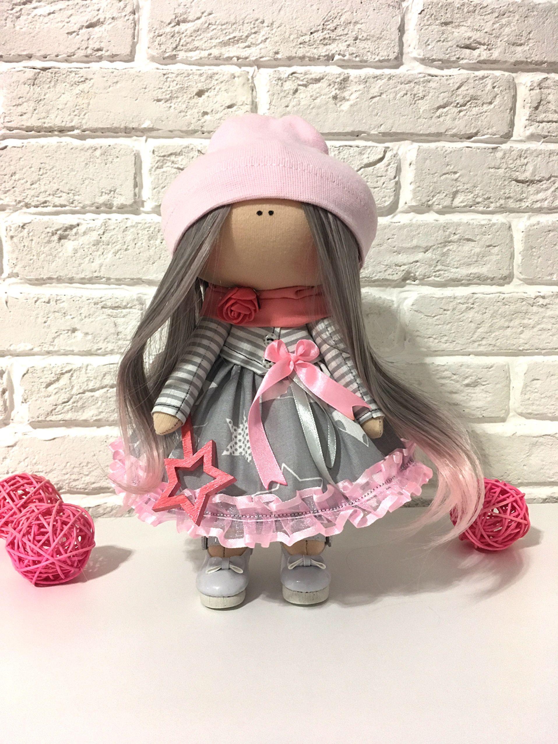 подарок кукла длядома декор декора куколкадля интерьер куколка тыквоголовка куклы презент