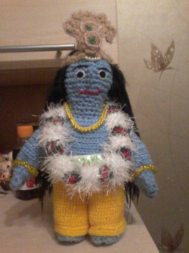 ведическая культура кукла