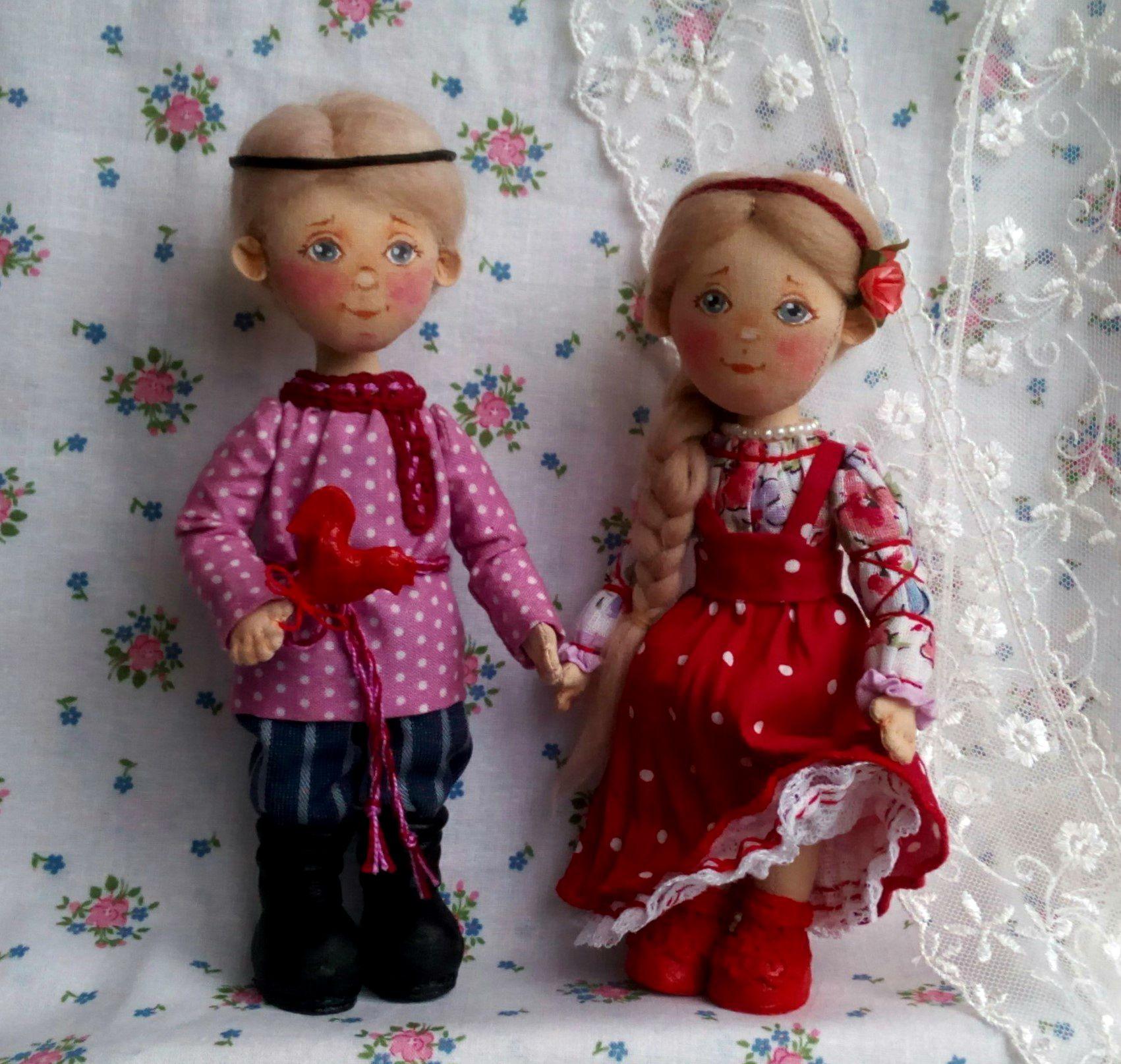 любимая коллекцию сувенирная малышка текстильная кукла подарок