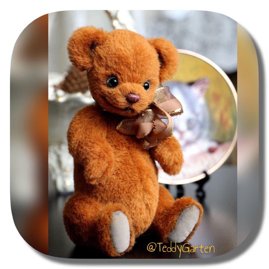 тедди bear teddybears рыжиймедведь авторскийтедди теддимишка медведь
