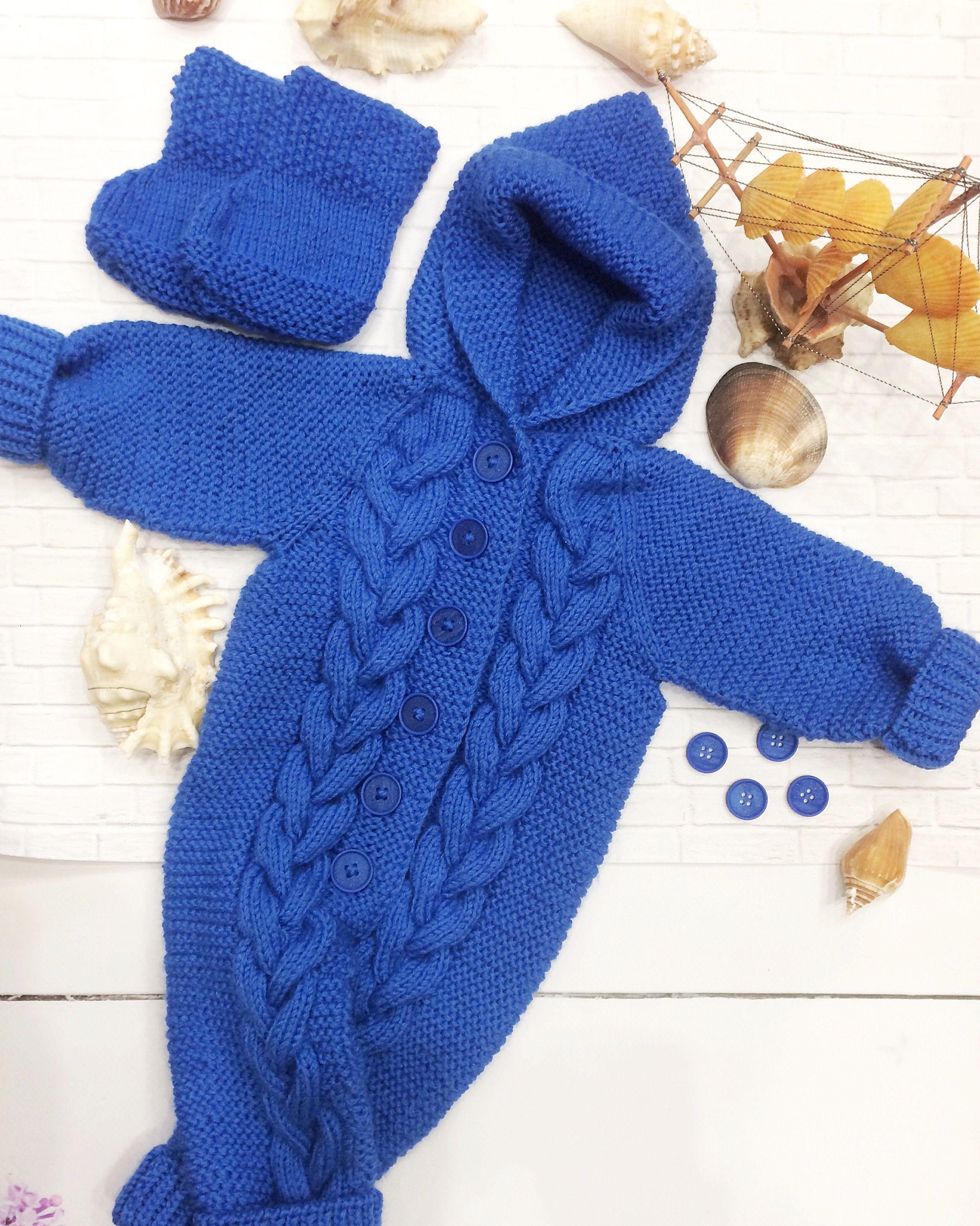 вязаниеспицами детскаяодежда вязание