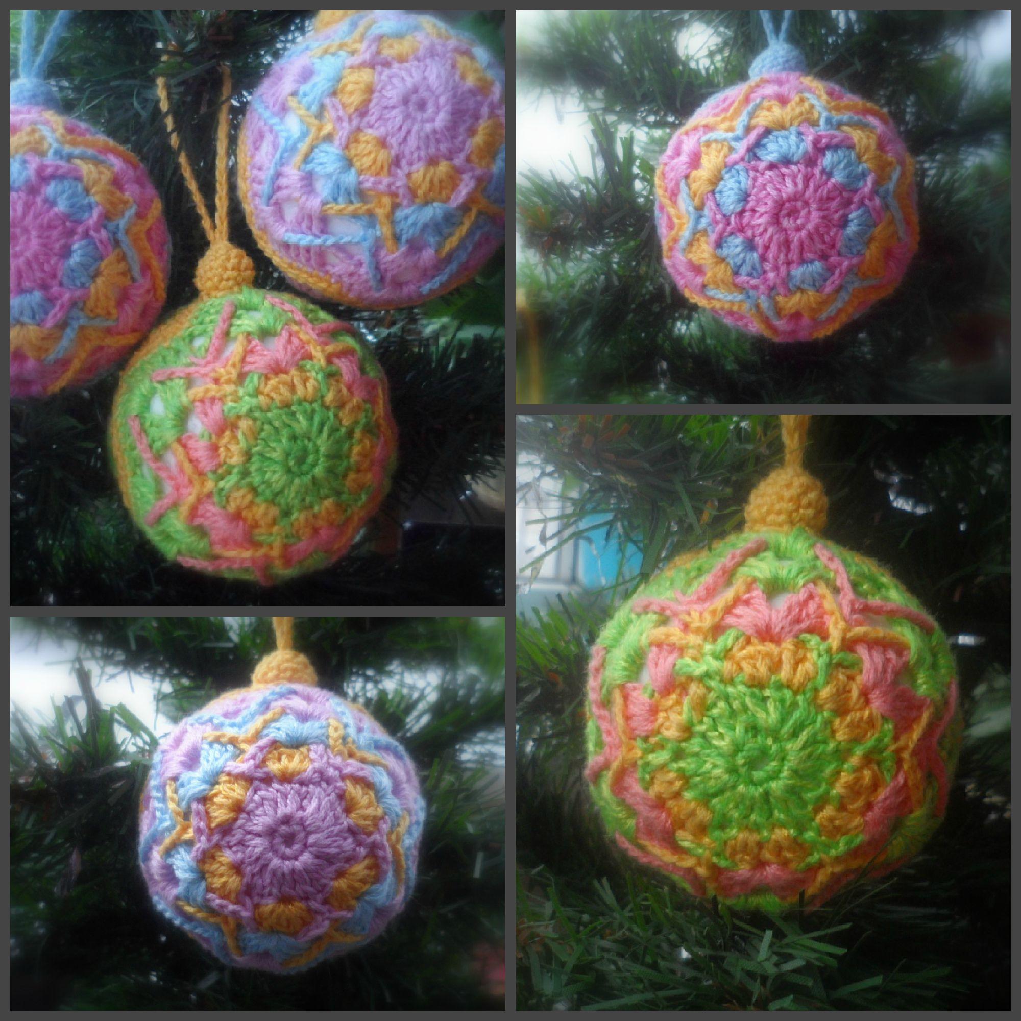 подаркиподёлку ёлочные ёлочныешары игрушки handmade сувениры рождество ручнаяработа новыйгод
