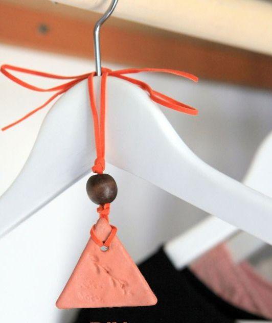 идеи своими глина дома для шкафа сухая моли руками подарков средство освежитель сделай сам