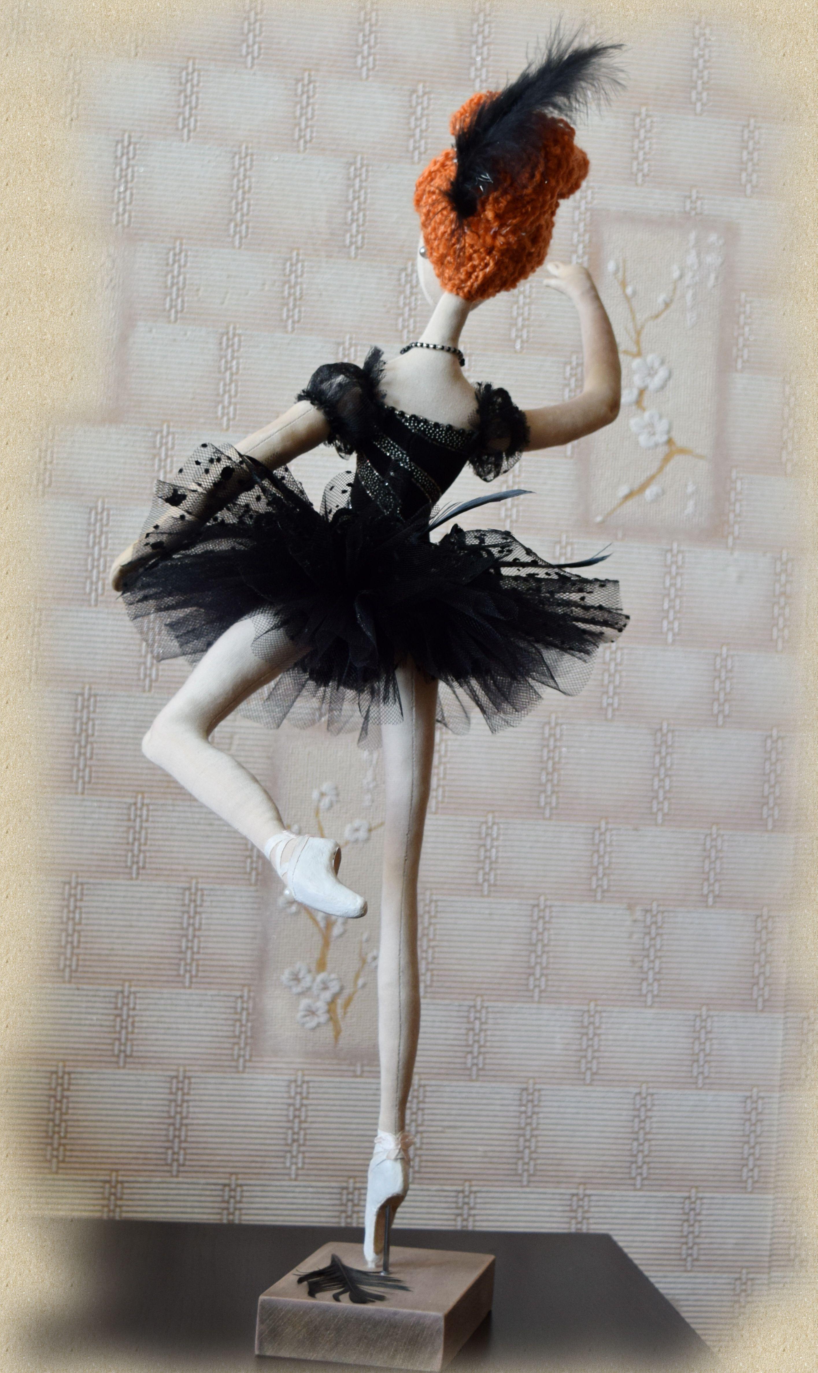 ручнаяработа выставки куклабалерина балет сувенир женщине кукла hendmade девушке подарок