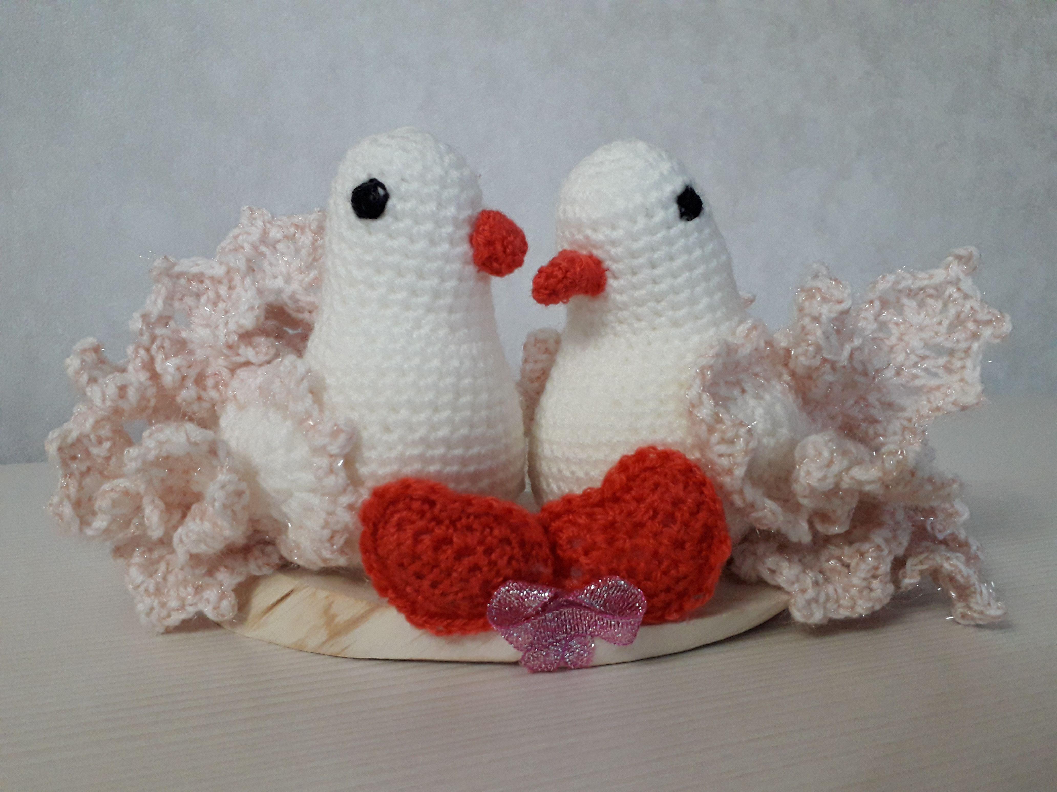 подарок вязание сувенир игрушка наюбилей вязаниеназаказ свадьба