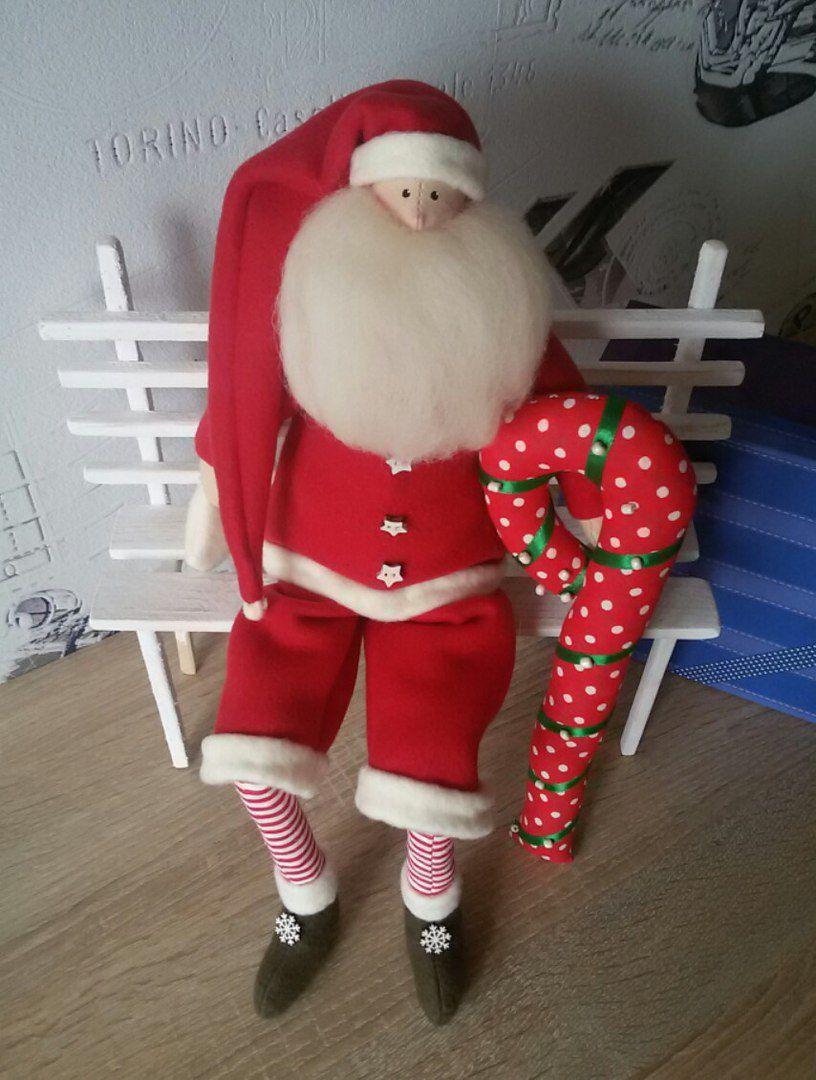 любовью варежки борода елка тильда сантаклаус новыйгод сделано кукла рождество снежинка снег интерьерная