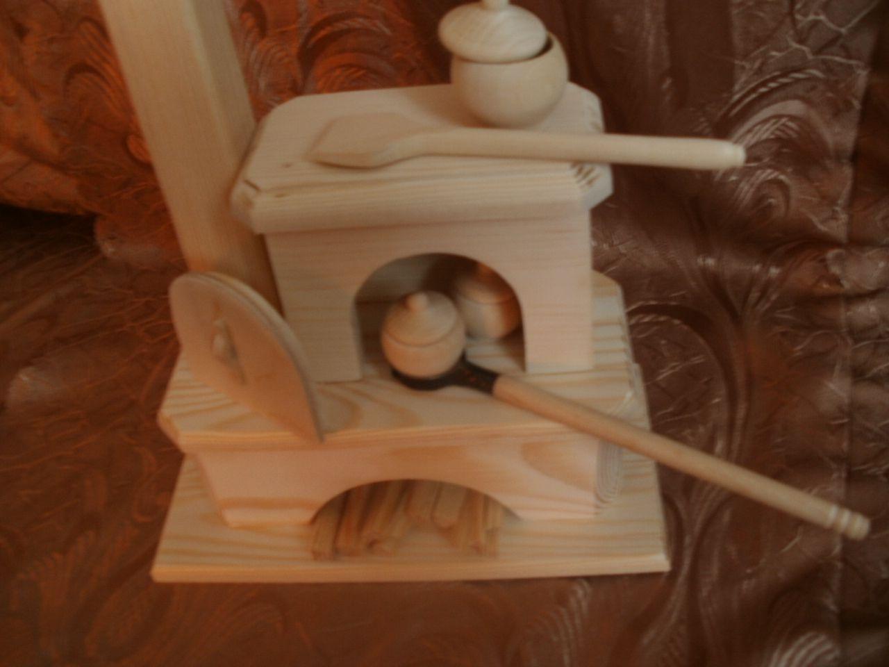 из русская заказ на выполню миниатюрная изба печь декупажа для сувенир мебель дерева изделия  заготовки кукол