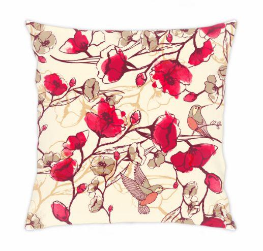 подушка домашний наволочка декор уют интерьер дизайн принт