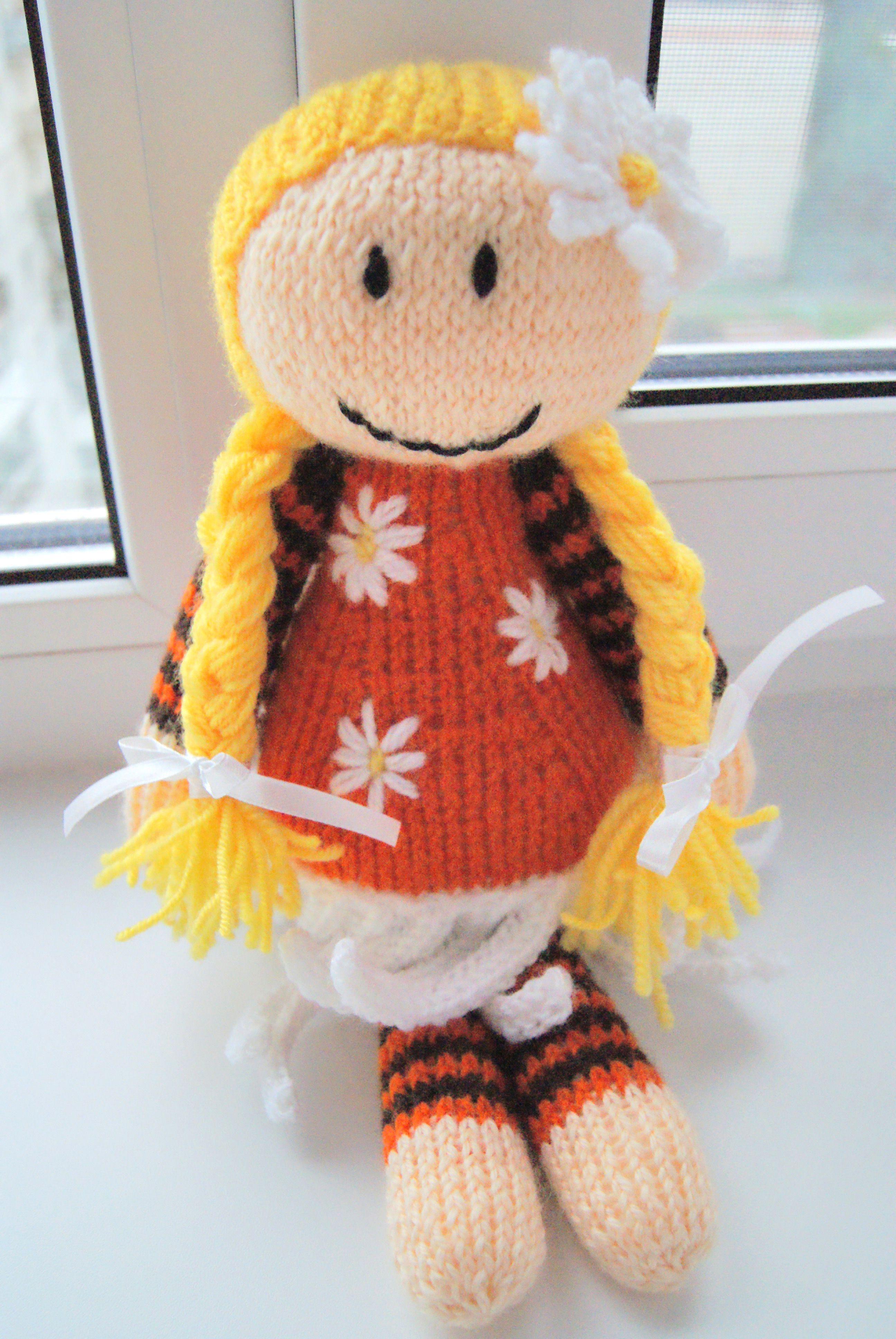 вязаниеназаказ златовласка вяжуназаказ кукла куколка вязание детям интерьернаякукла интерьернаяигрушка подарок