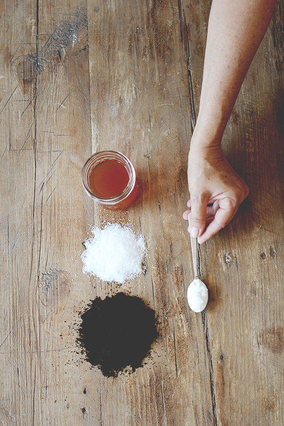 сам из кофе для раковины аромата бомба сделай дом