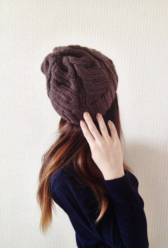вязание заказ спицы шапка аксессуары женское