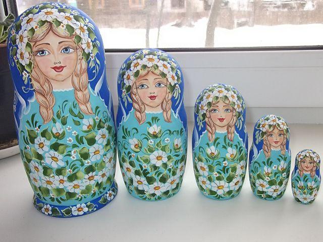 народная кукла ручная авторская сувенир матрешка работа русский деревянная