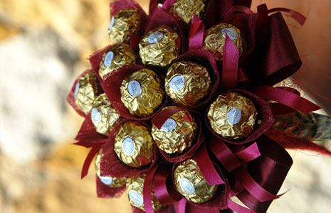 конфет мастеркласс букет из сладости необычное подарок